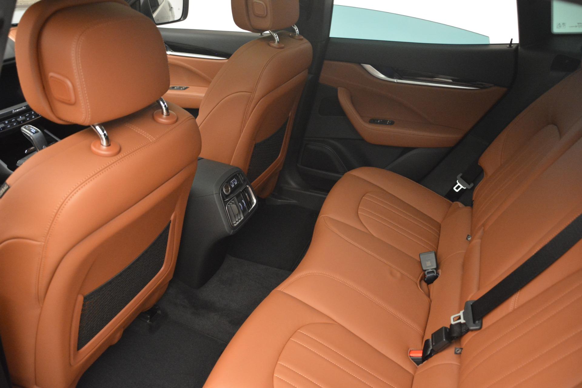 New 2019 Maserati Levante Q4 For Sale In Westport, CT 2880_p22