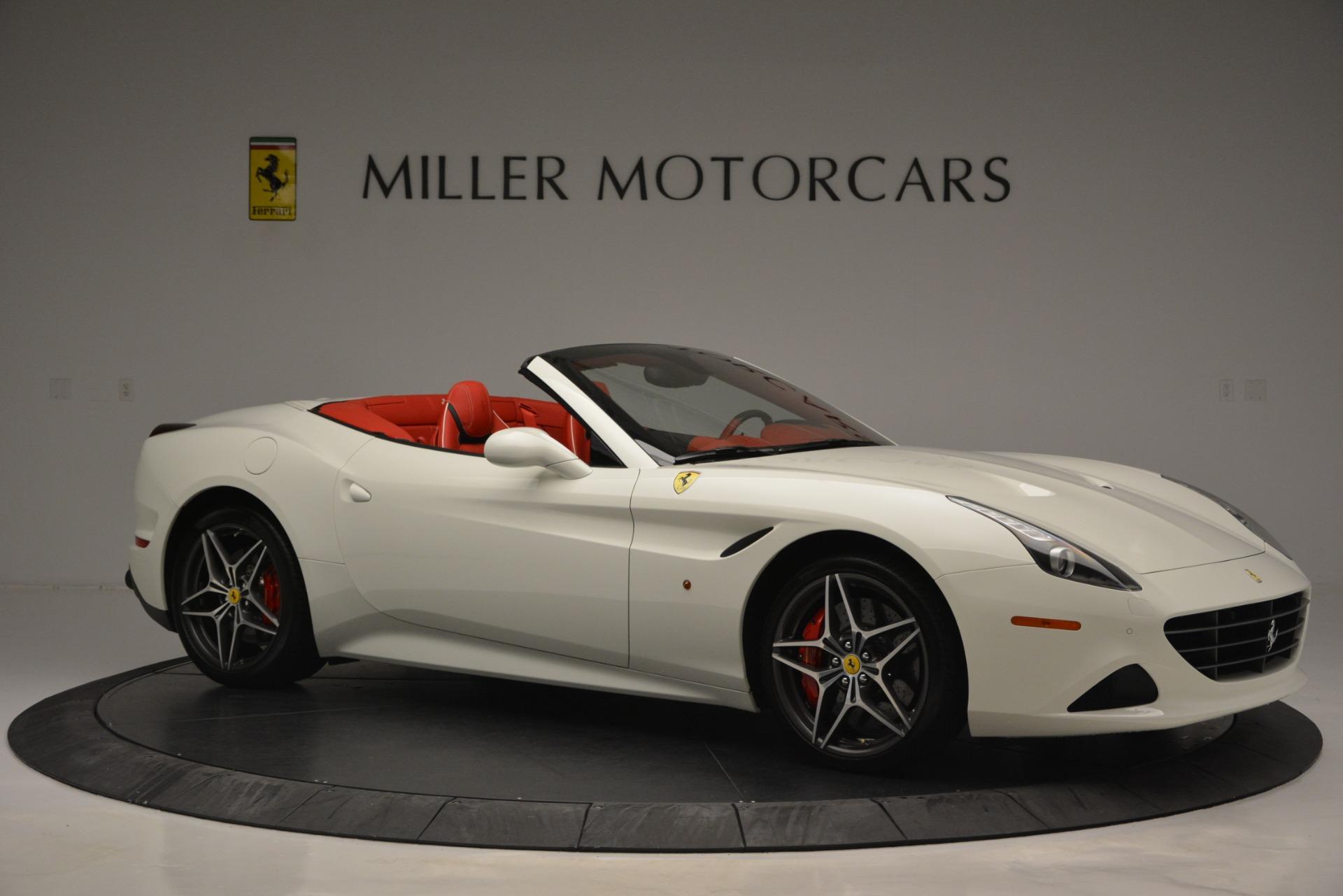 Used 2017 Ferrari California T Handling Speciale For Sale In Westport, CT 2881_p10