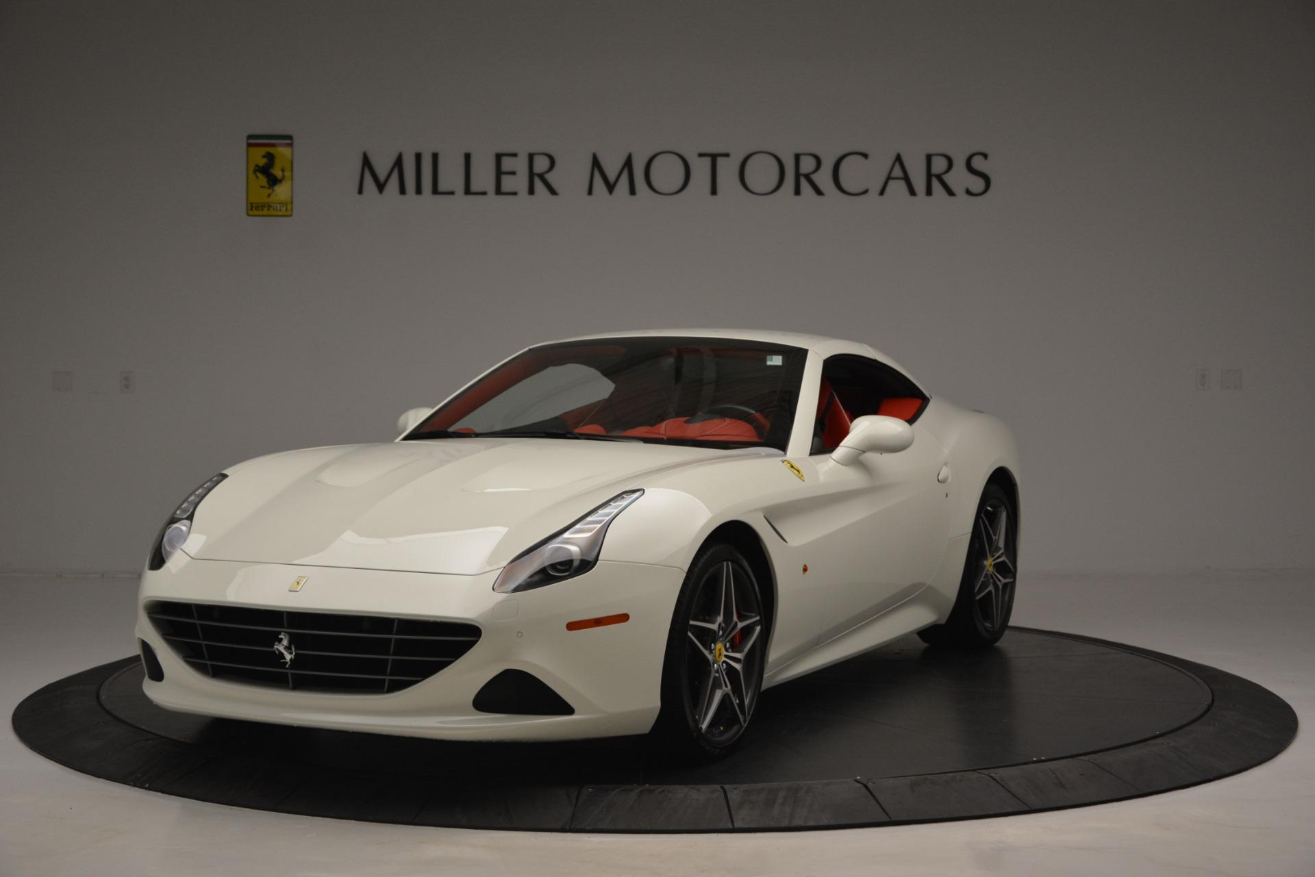 Used 2017 Ferrari California T Handling Speciale For Sale In Westport, CT 2881_p13