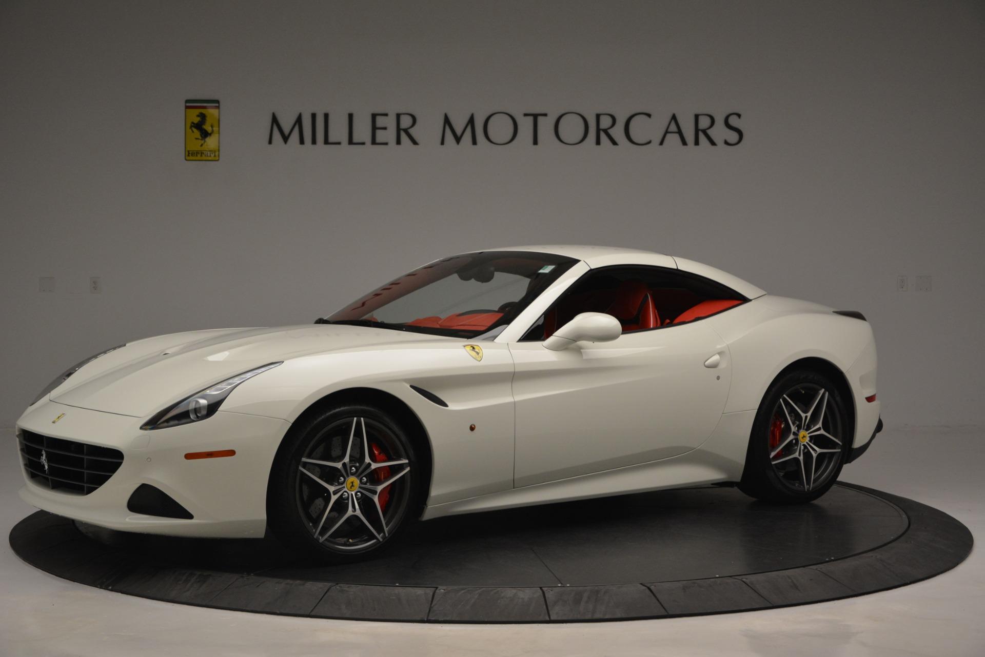 Used 2017 Ferrari California T Handling Speciale For Sale In Westport, CT 2881_p14