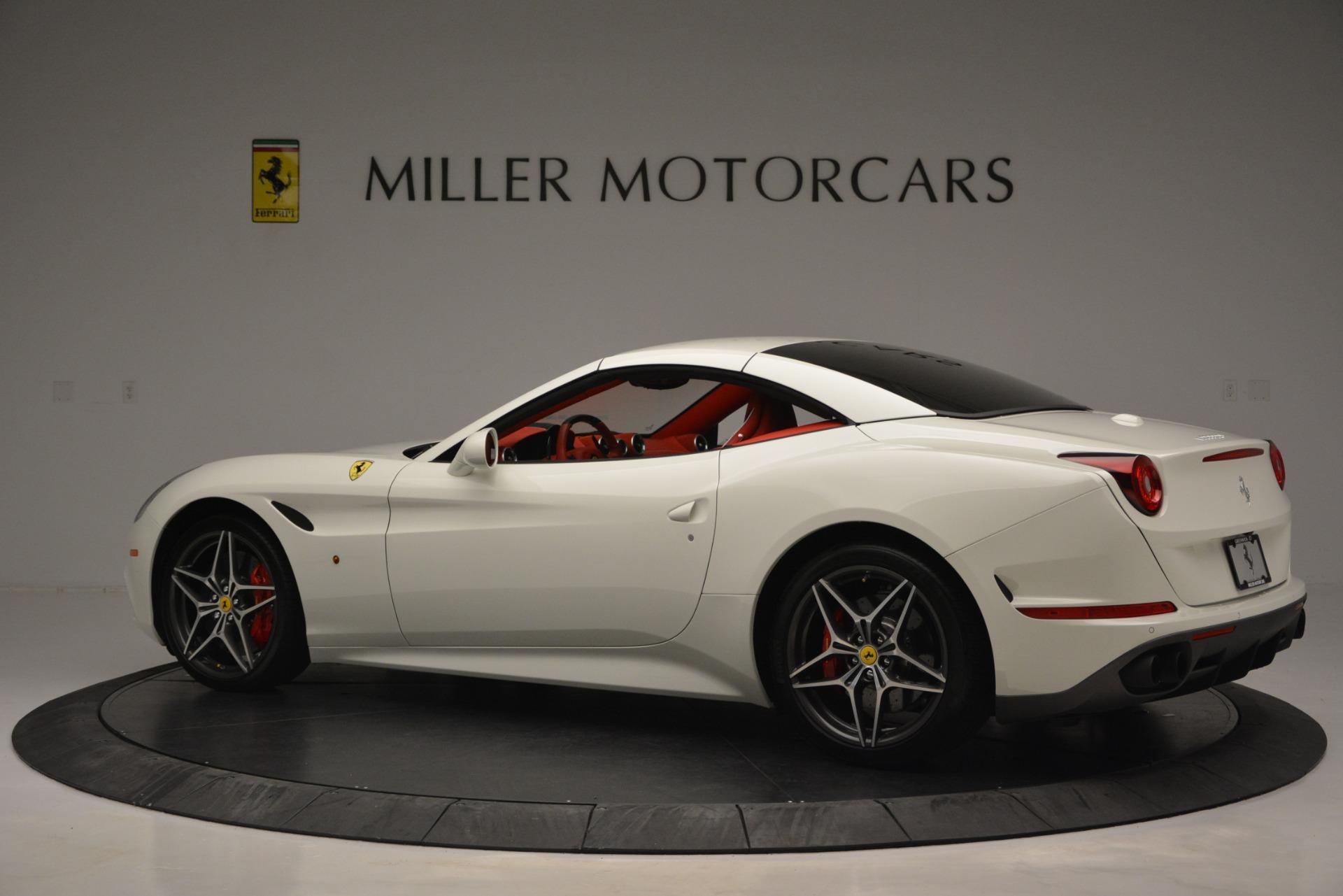 Used 2017 Ferrari California T Handling Speciale For Sale In Westport, CT 2881_p16