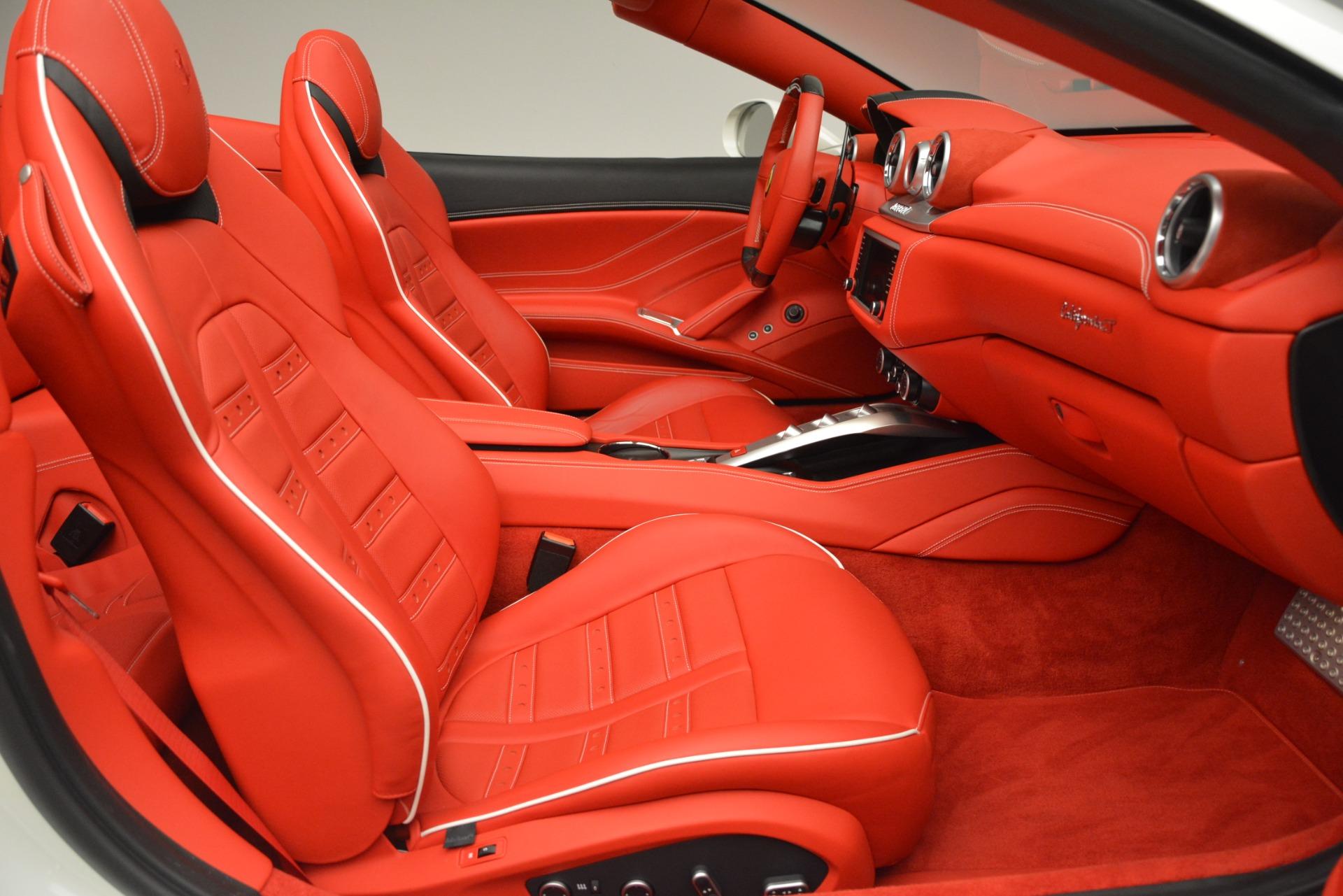 Used 2017 Ferrari California T Handling Speciale For Sale In Westport, CT 2881_p31