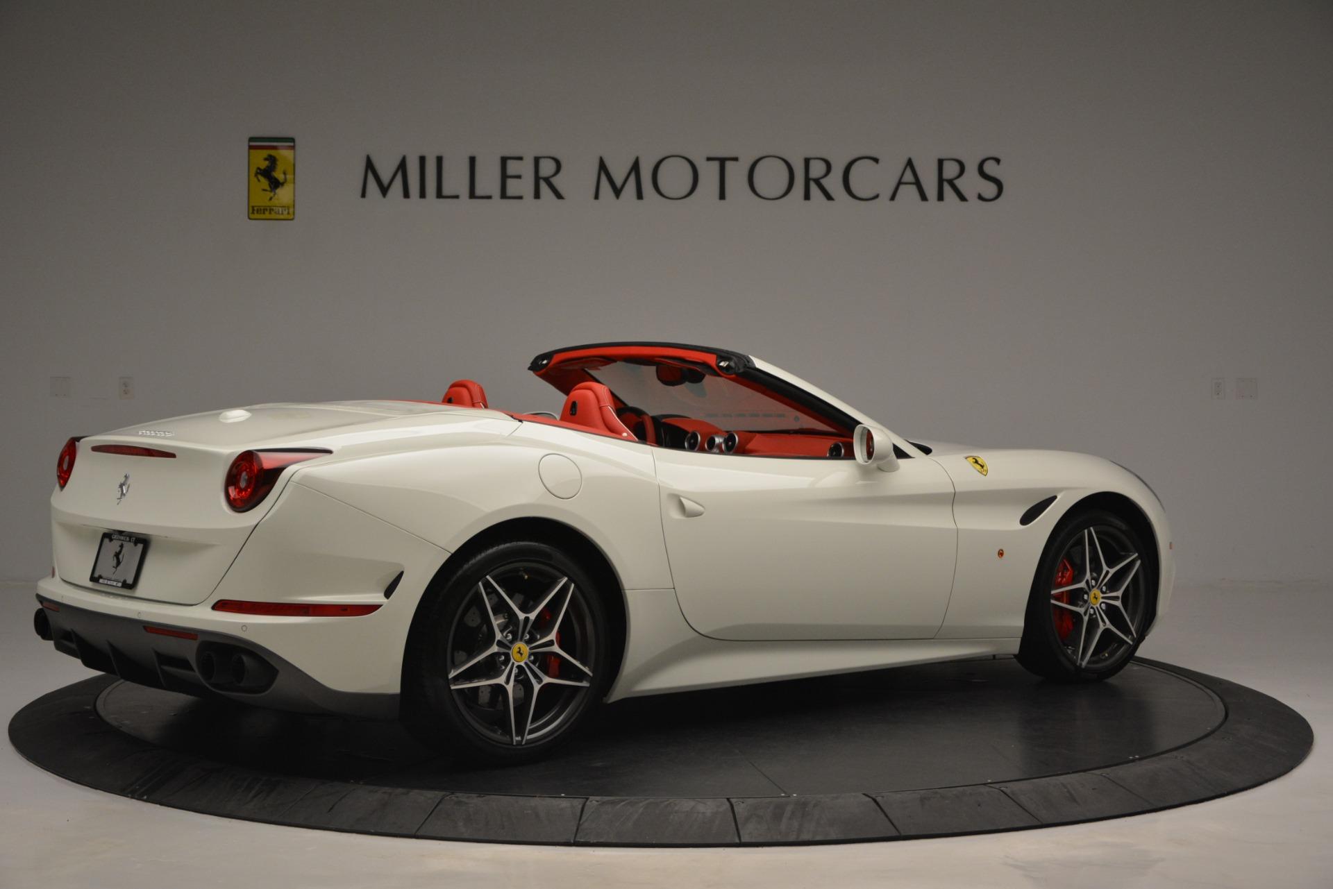Used 2017 Ferrari California T Handling Speciale For Sale In Westport, CT 2881_p8