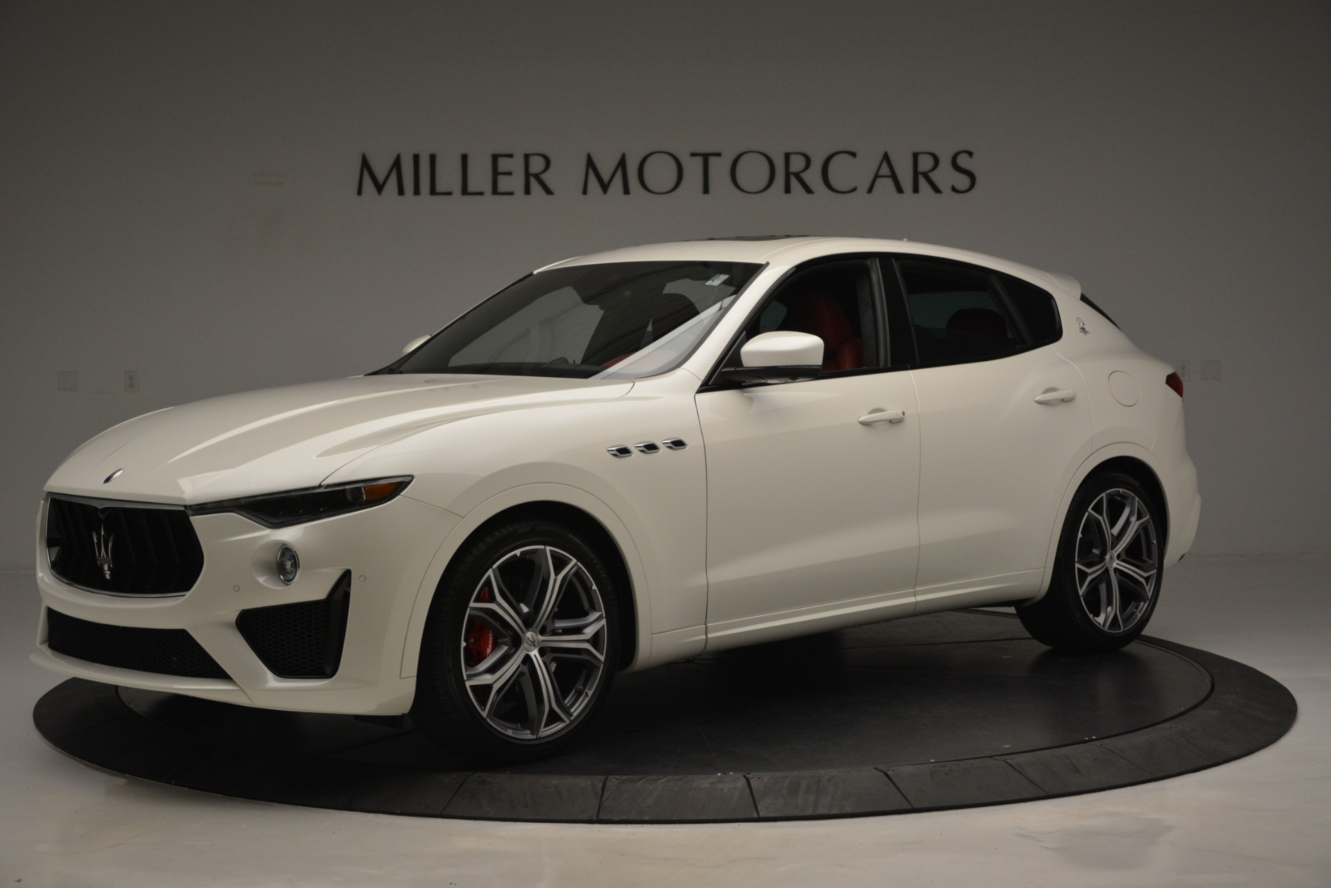 New 2019 Maserati Levante GTS For Sale In Westport, CT 2883_p2