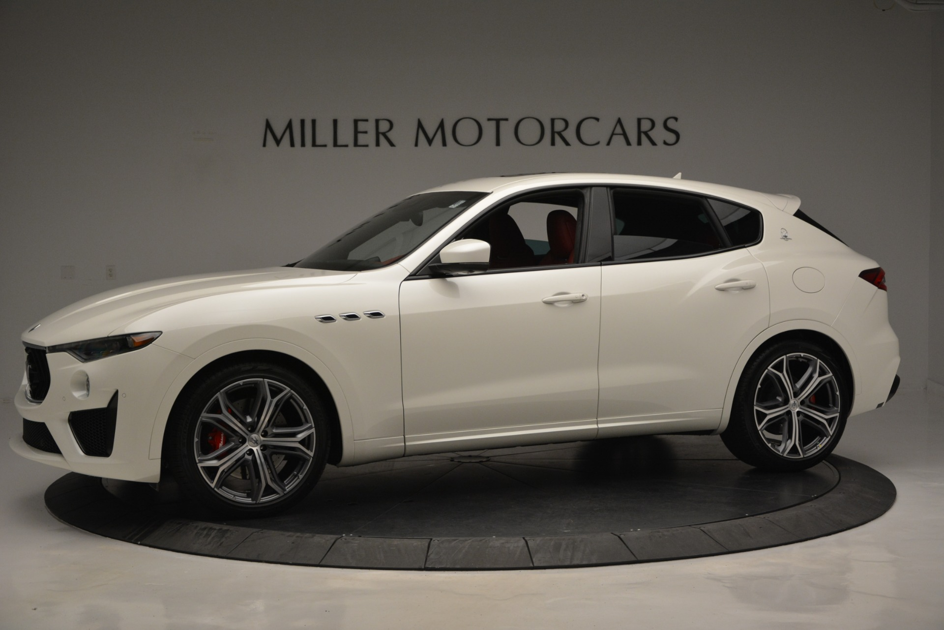 New 2019 Maserati Levante GTS For Sale In Westport, CT 2883_p3