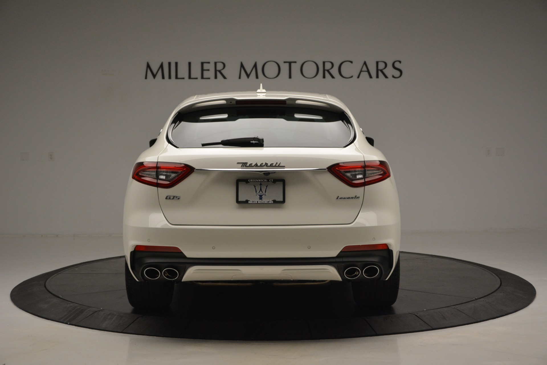 New 2019 Maserati Levante GTS For Sale In Westport, CT 2883_p8