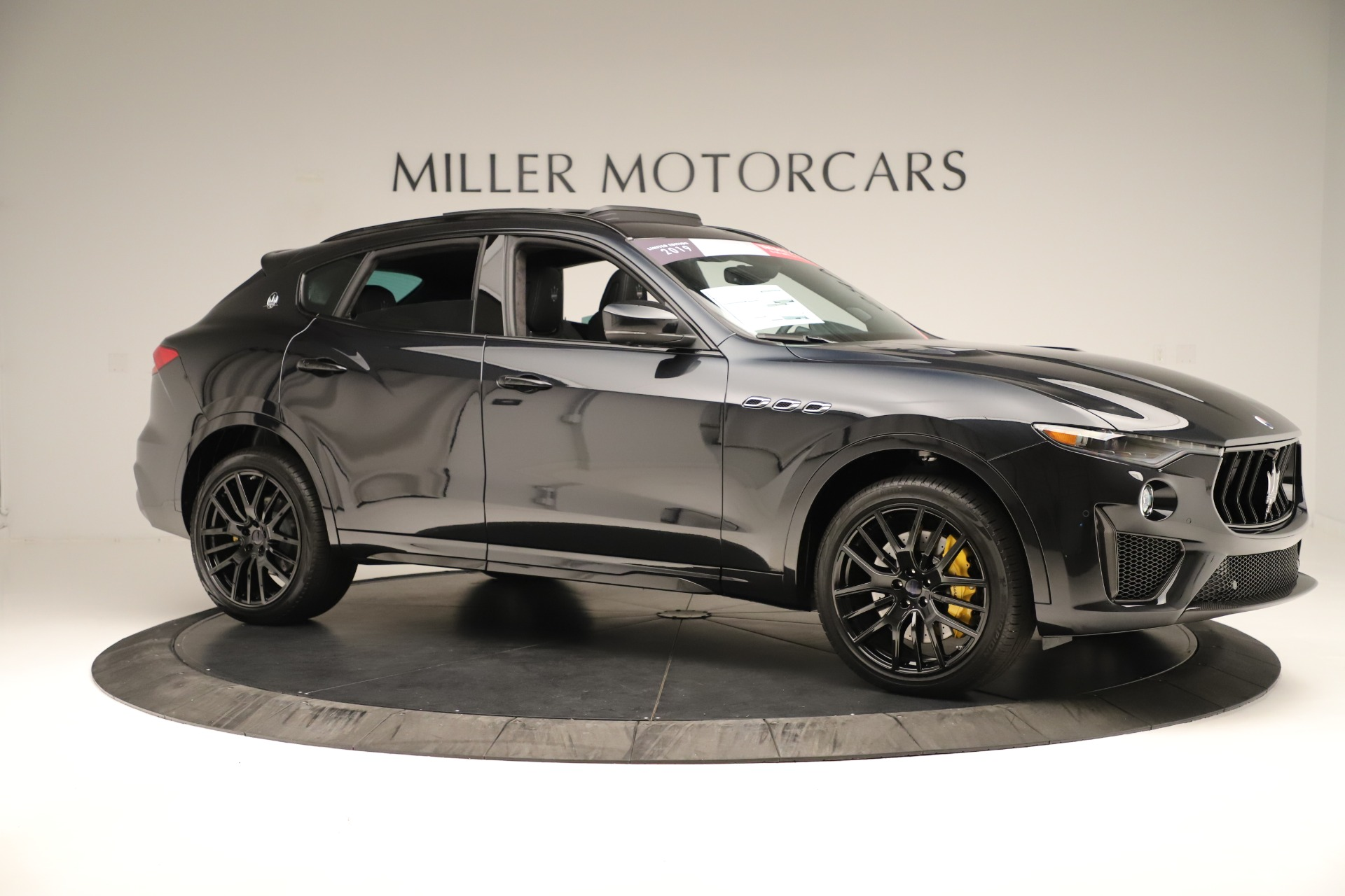 New 2019 Maserati Levante Trofeo For Sale In Westport, CT 2884_p10