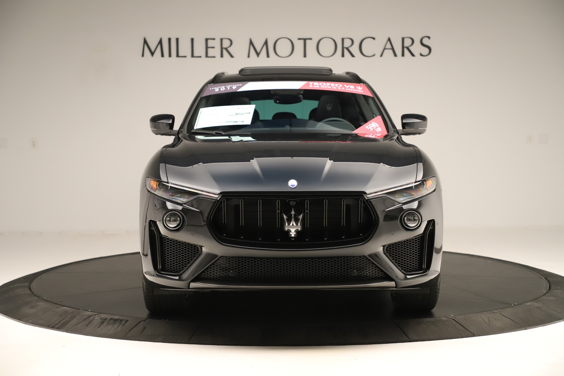 New 2019 Maserati Levante Trofeo For Sale In Westport, CT 2884_p12