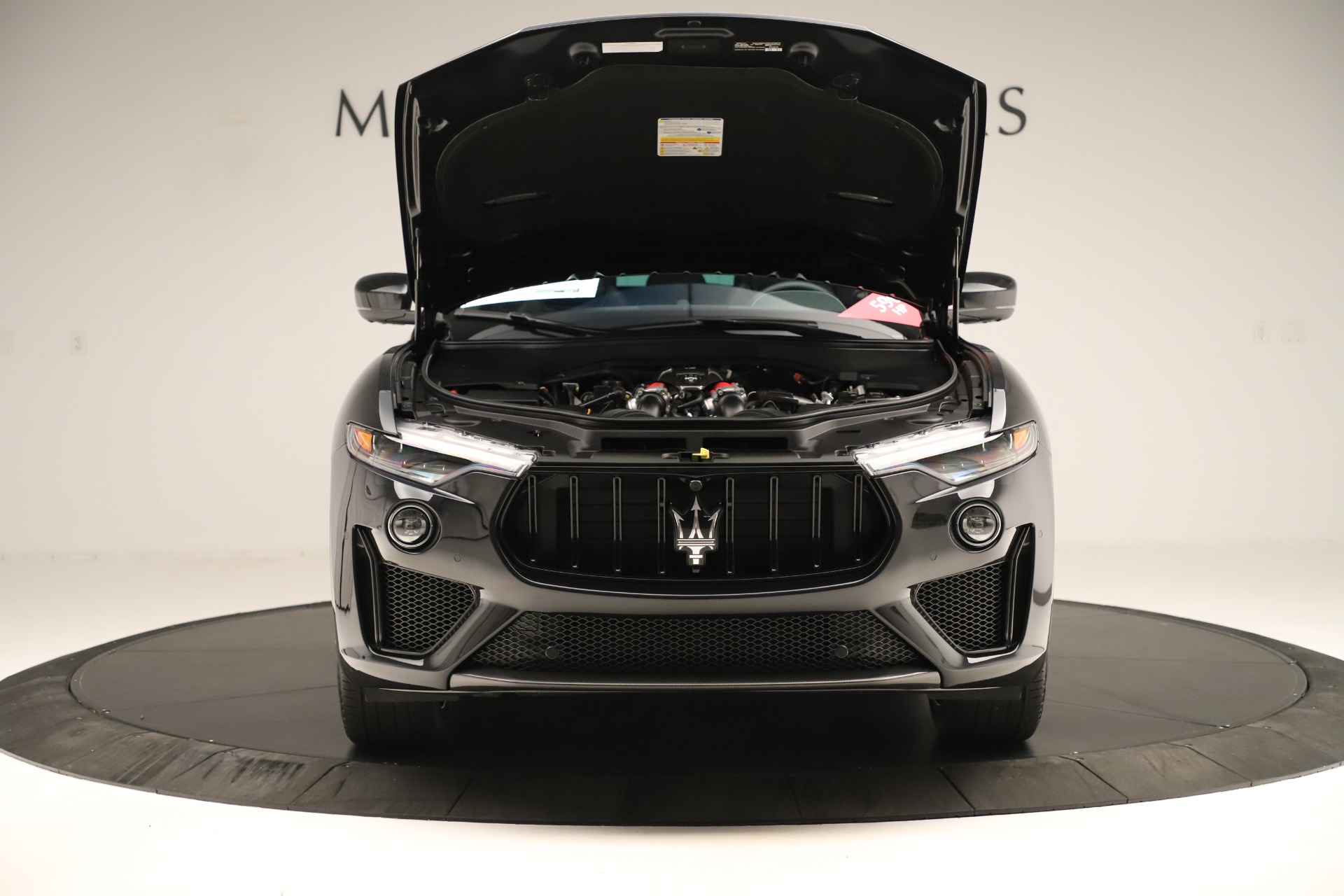 New 2019 Maserati Levante Trofeo For Sale In Westport, CT 2884_p13