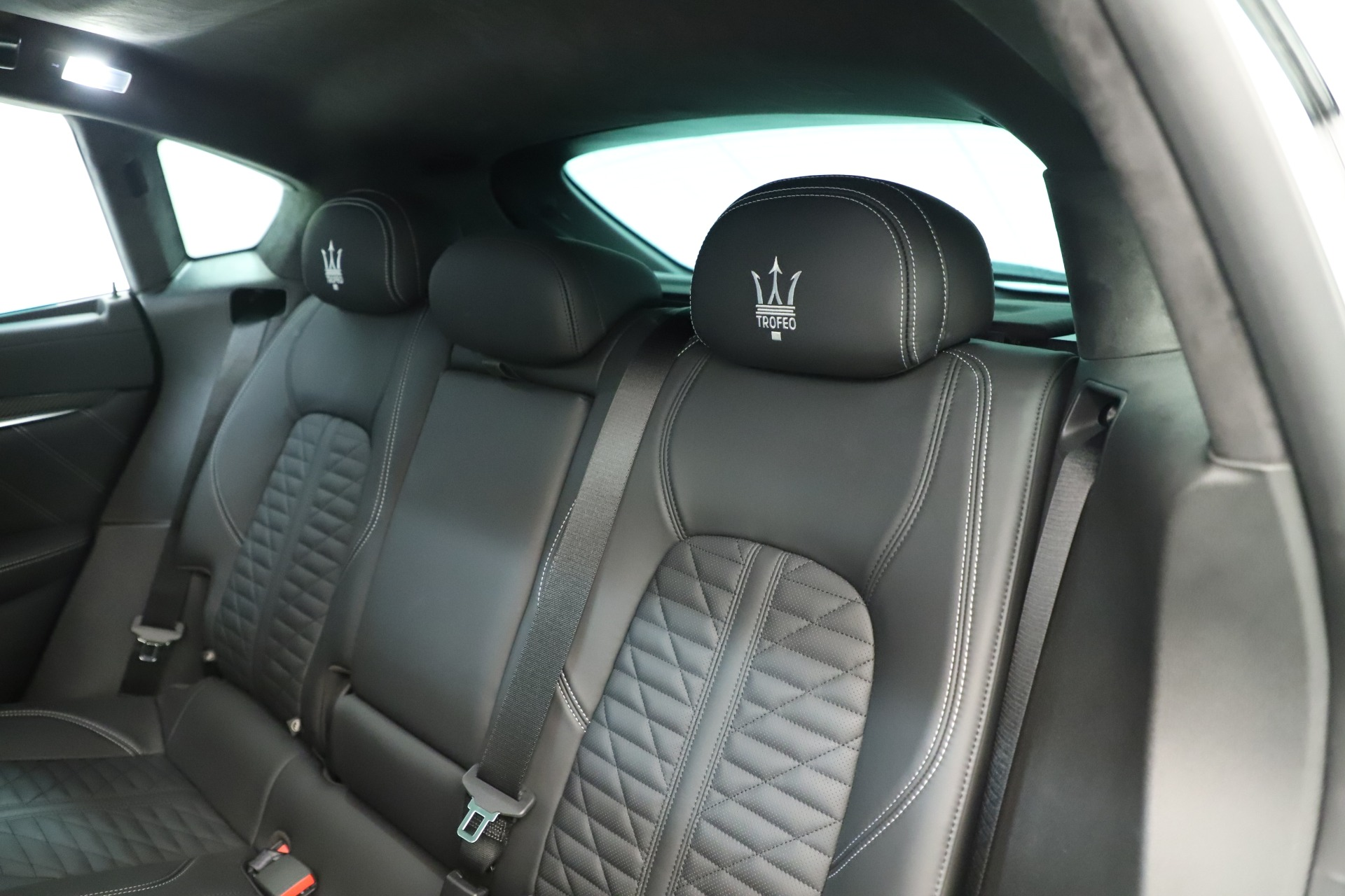 New 2019 Maserati Levante Trofeo For Sale In Westport, CT 2884_p19