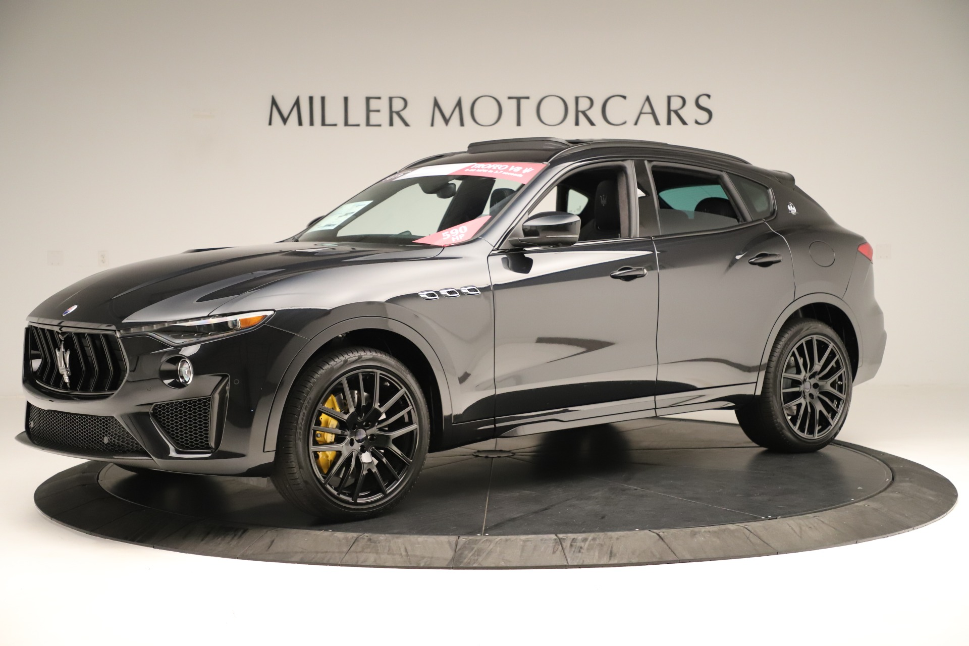 New 2019 Maserati Levante Trofeo For Sale In Westport, CT 2884_p2