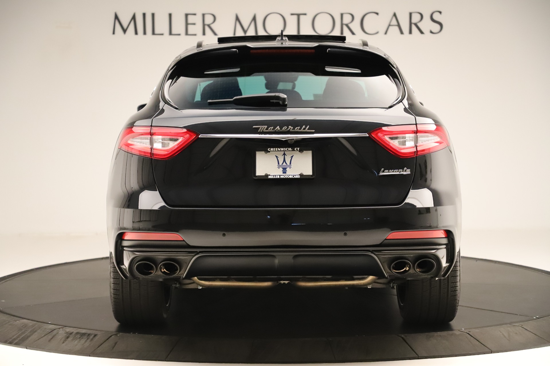 New 2019 Maserati Levante Trofeo For Sale In Westport, CT 2884_p6
