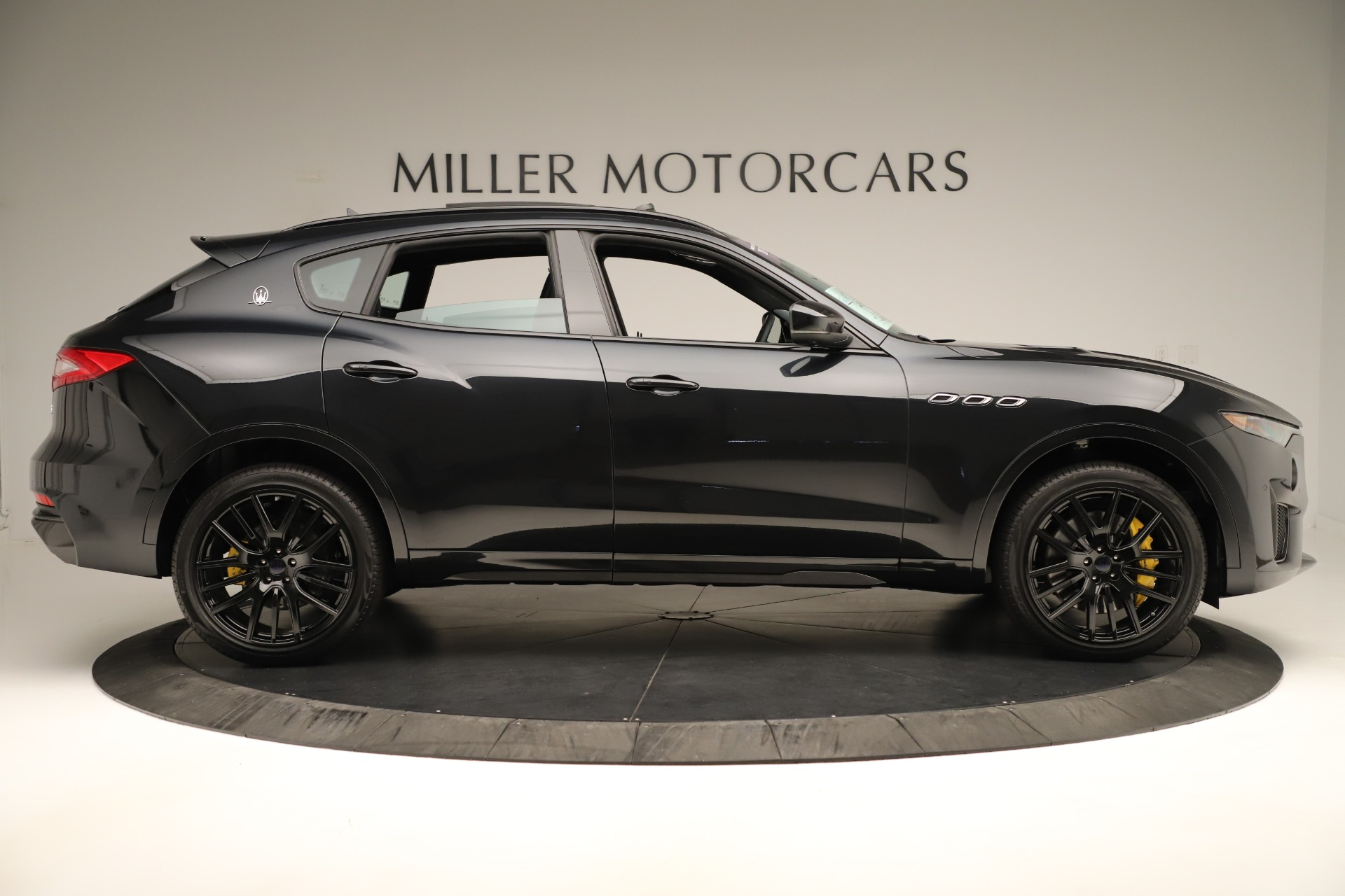 New 2019 Maserati Levante Trofeo For Sale In Westport, CT 2884_p9