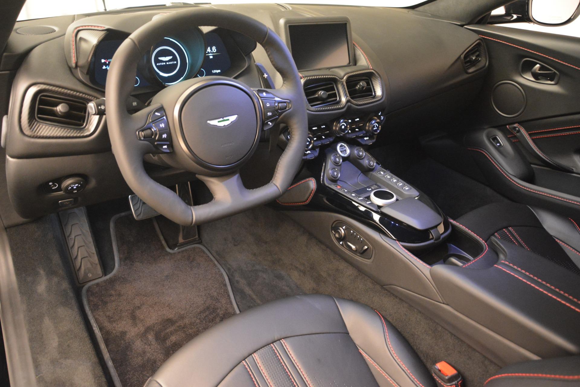 New 2019 Aston Martin Vantage  For Sale In Westport, CT 2886_p14