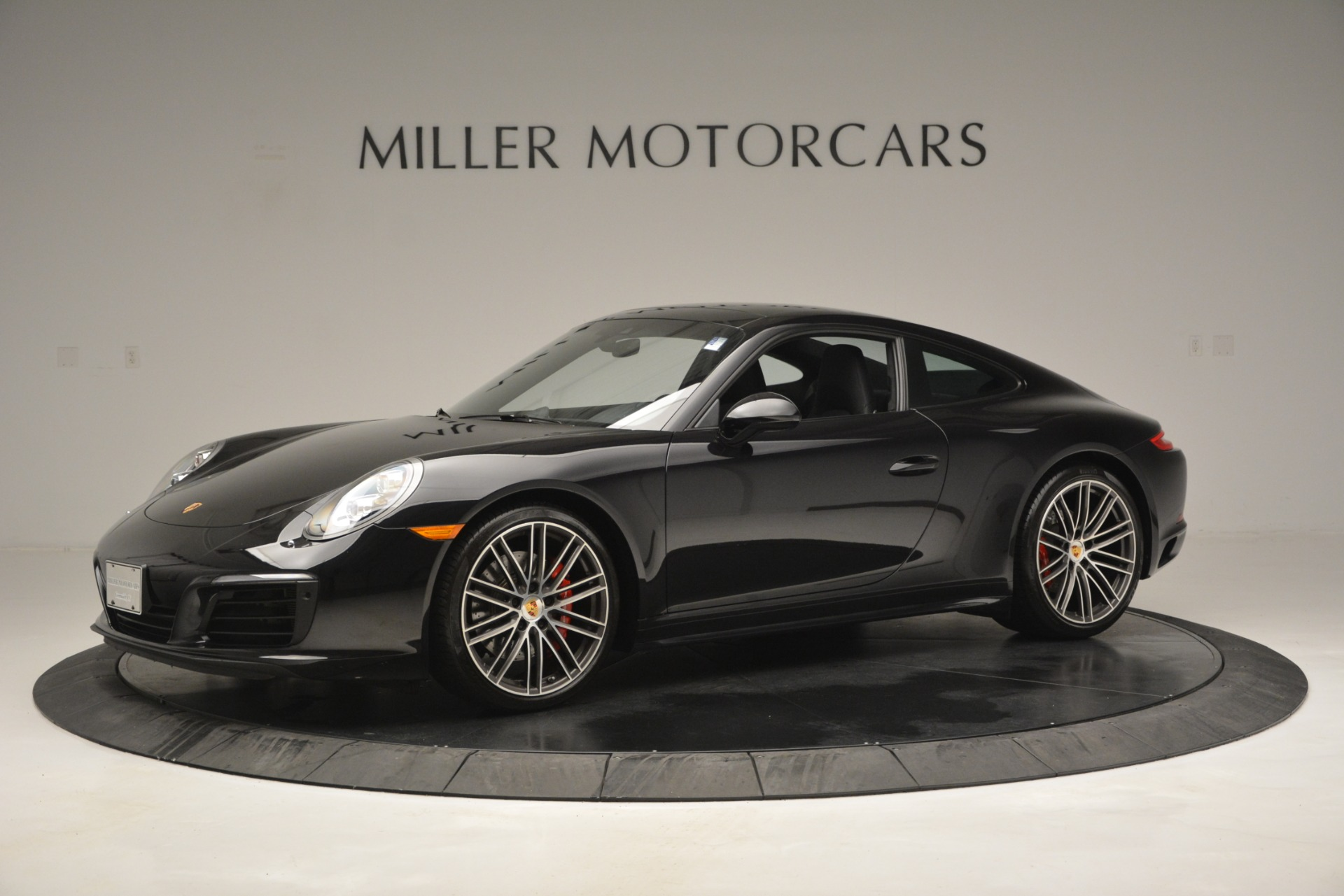 Used 2017 Porsche 911 Carrera 4S For Sale In Westport, CT 2887_p2