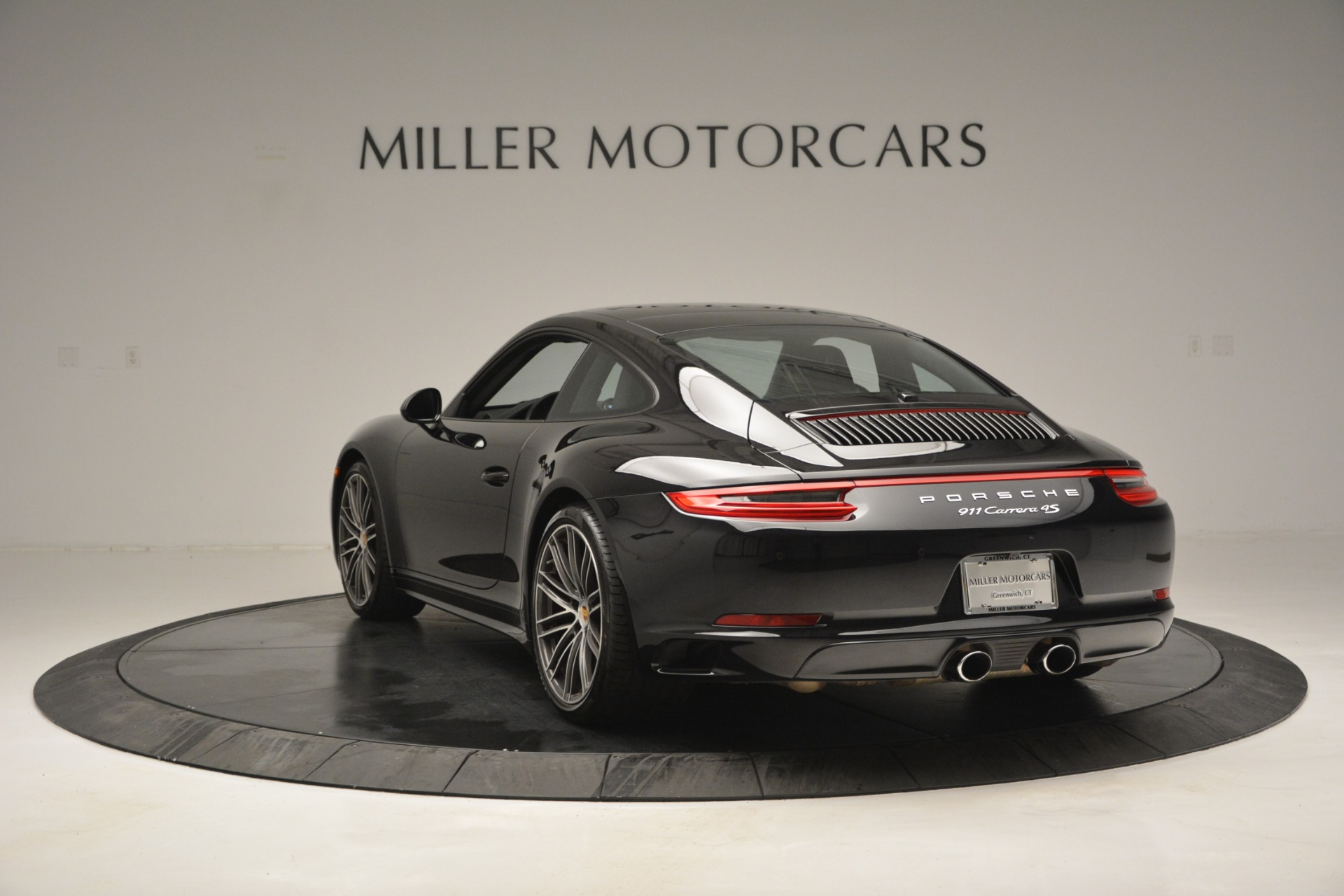 Used 2017 Porsche 911 Carrera 4S For Sale In Westport, CT 2887_p5
