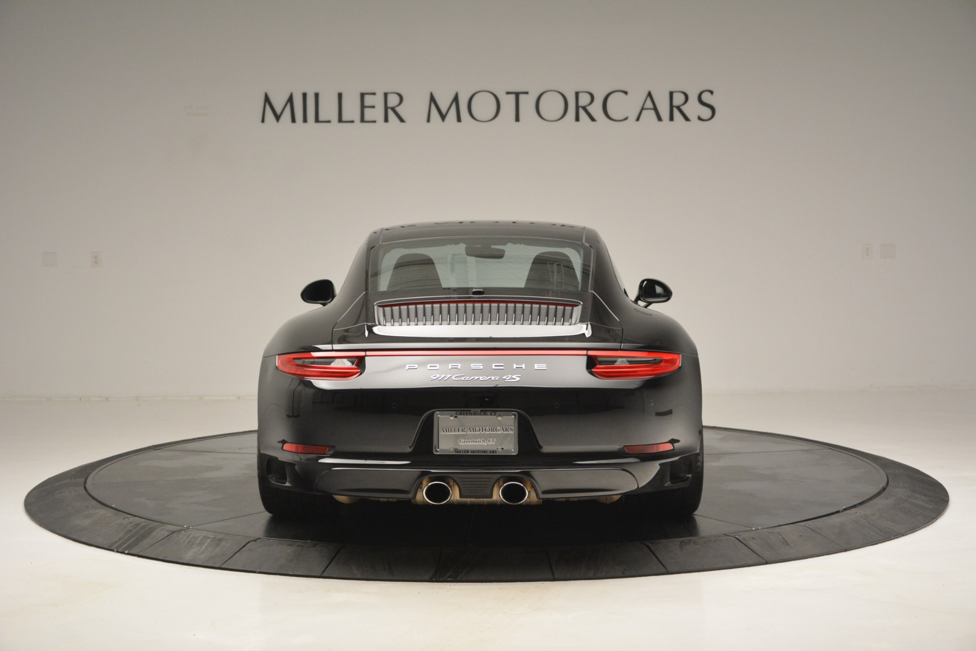 Used 2017 Porsche 911 Carrera 4S For Sale In Westport, CT 2887_p6
