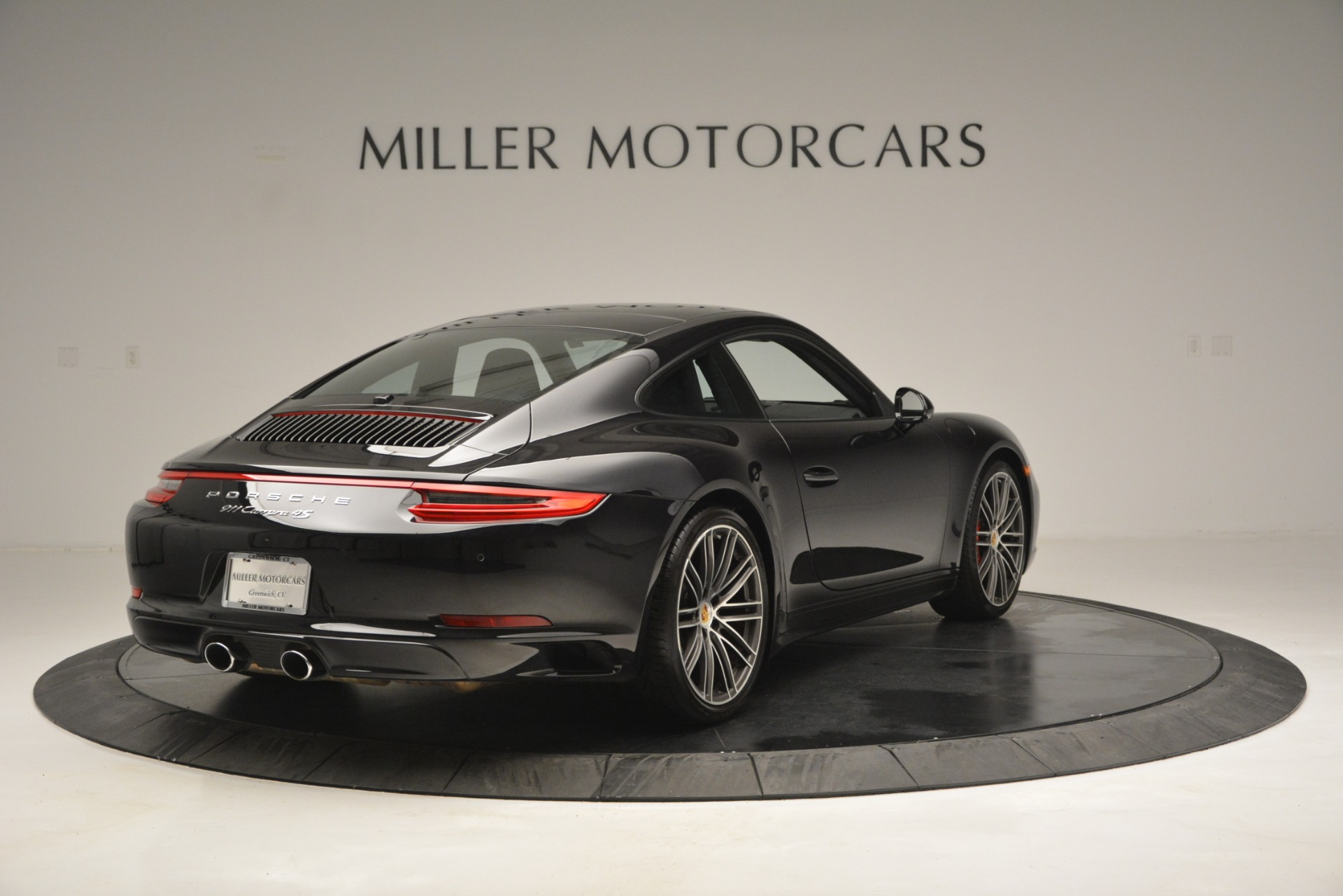 Used 2017 Porsche 911 Carrera 4S For Sale In Westport, CT 2887_p7