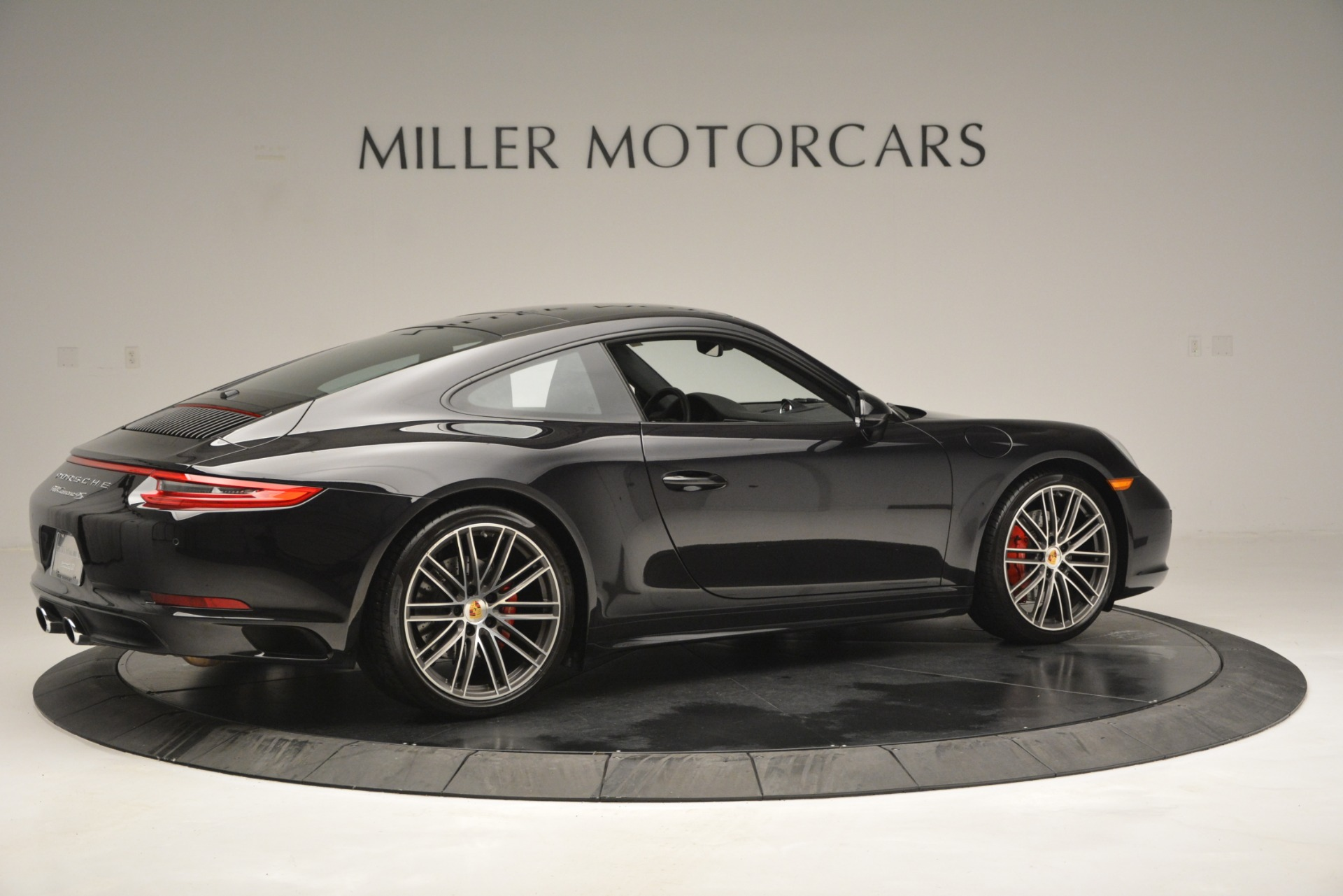 Used 2017 Porsche 911 Carrera 4S For Sale In Westport, CT 2887_p8