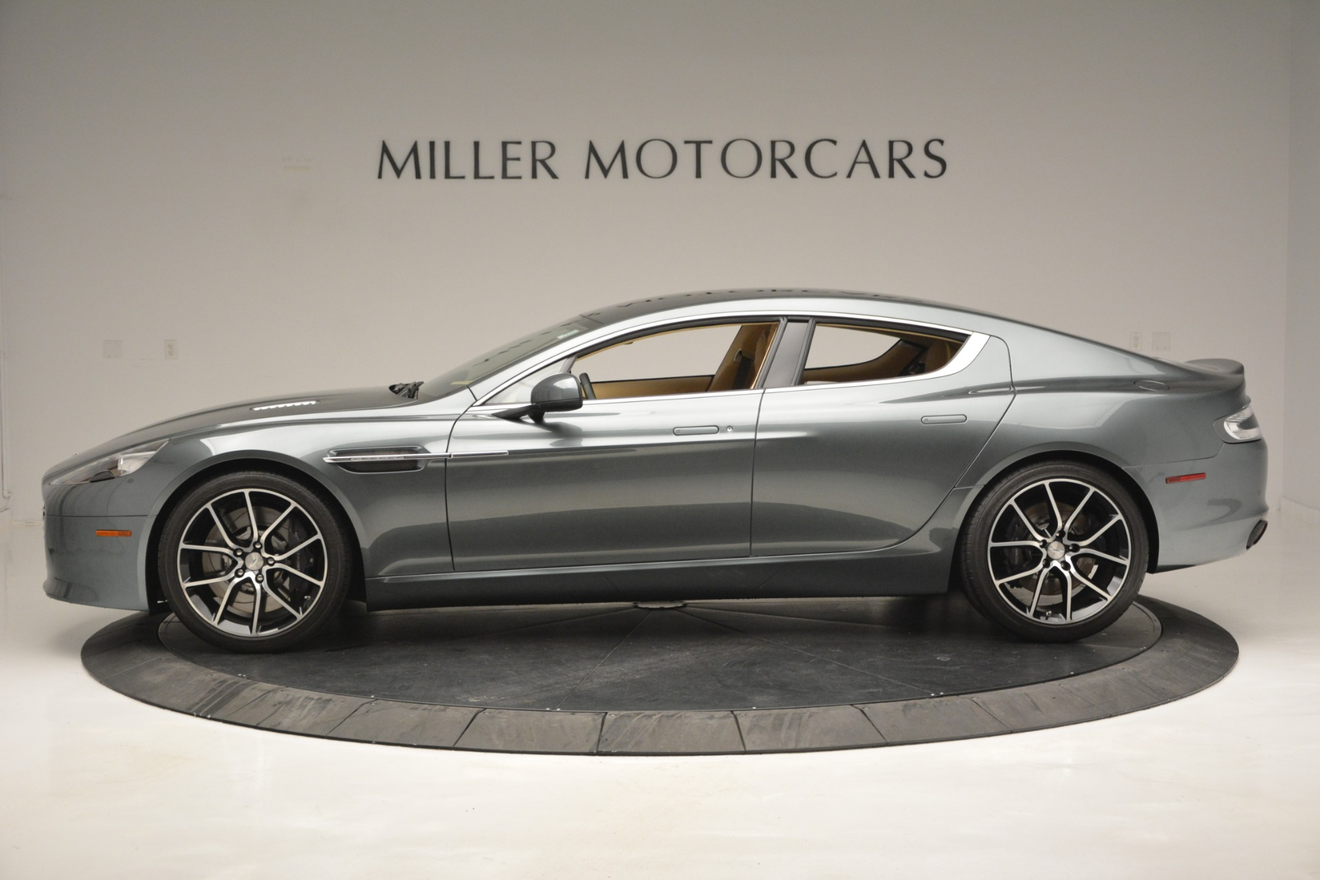 Used 2017 Aston Martin Rapide S Sedan For Sale In Westport, CT 2889_p3