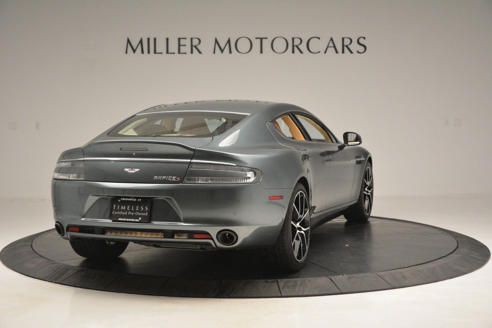 Used 2017 Aston Martin Rapide S Sedan For Sale In Westport, CT 2889_p7