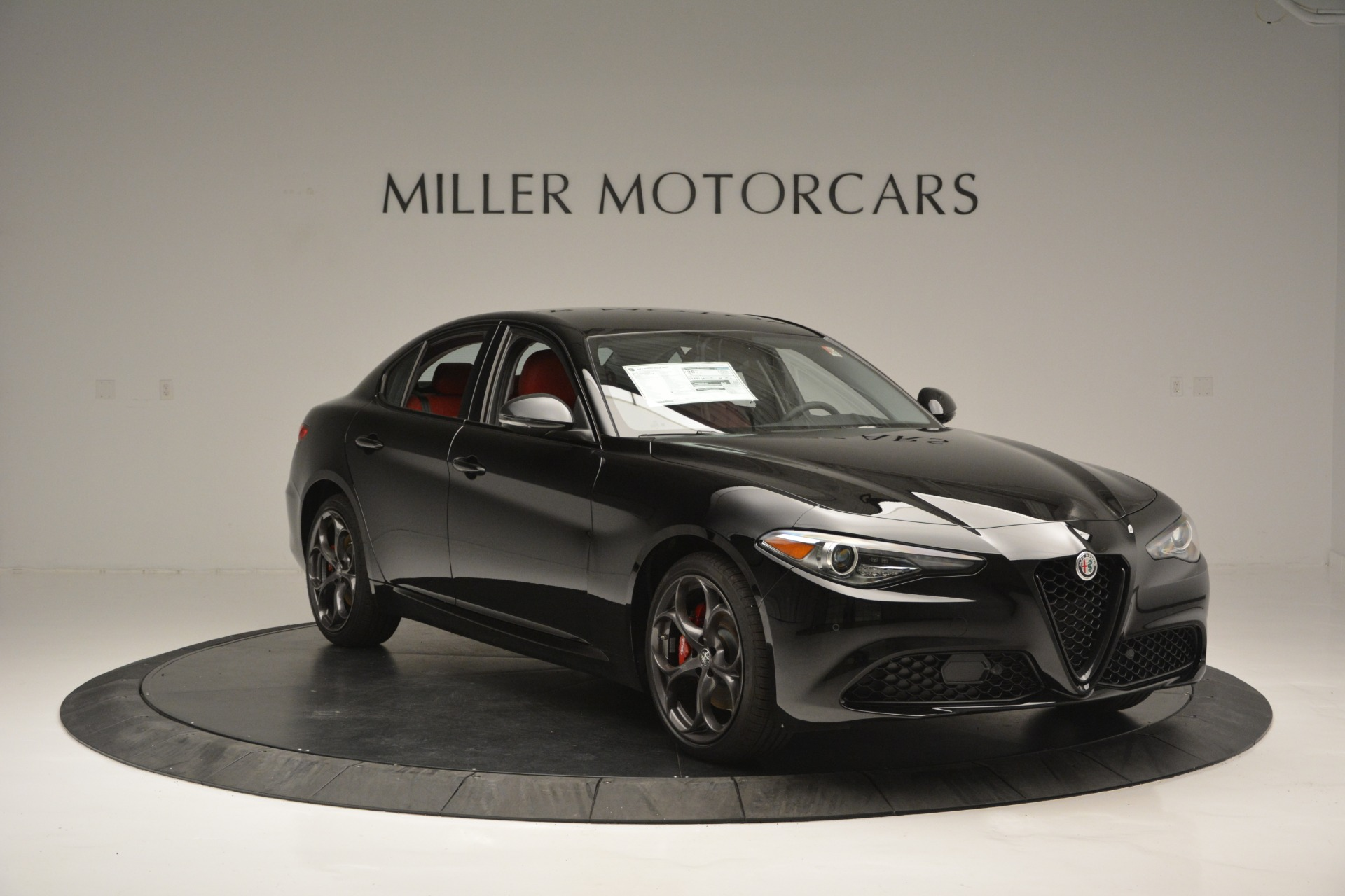 New 2019 Alfa Romeo Giulia Q4 For Sale In Westport, CT 2892_p11