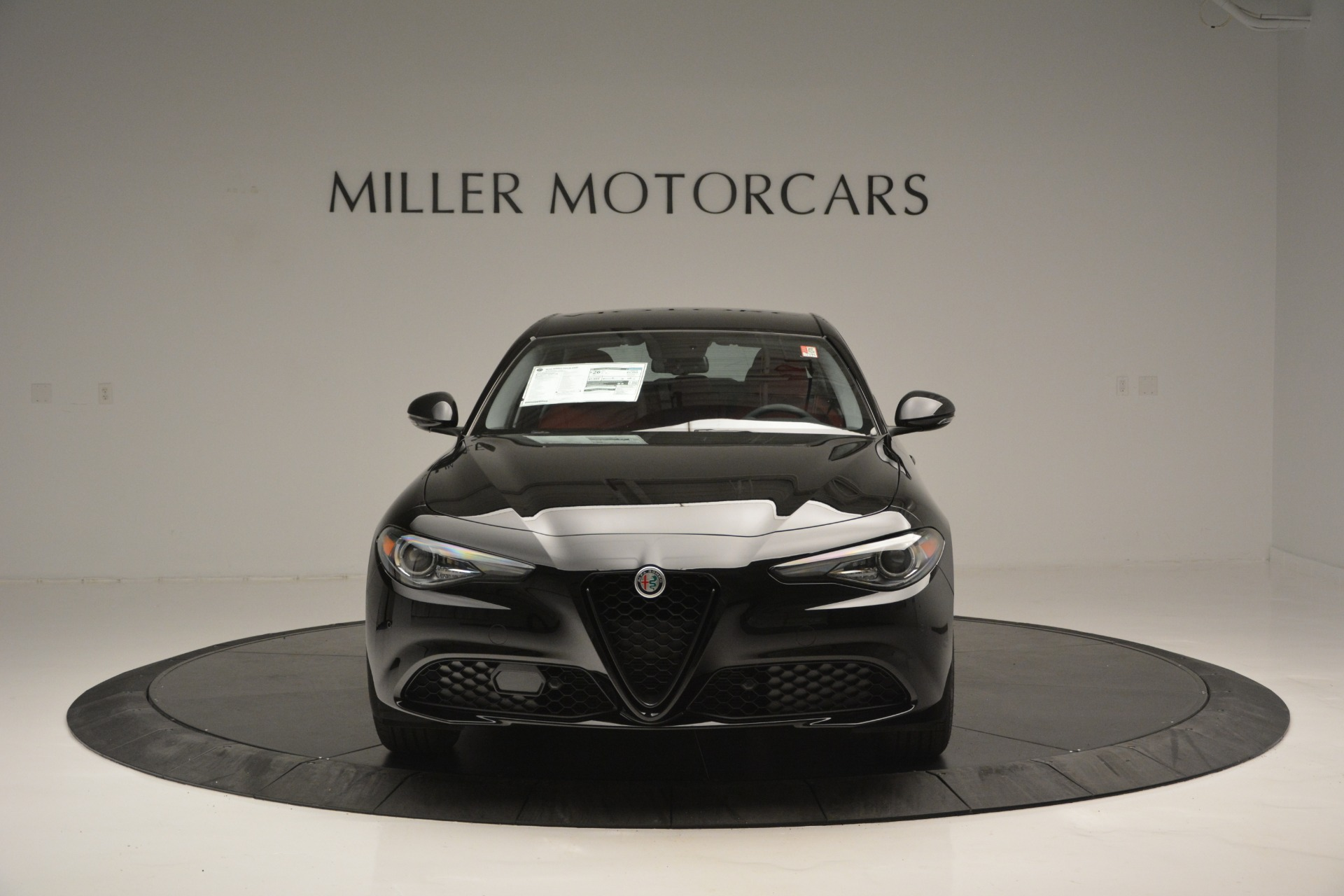 New 2019 Alfa Romeo Giulia Q4 For Sale In Westport, CT 2892_p12
