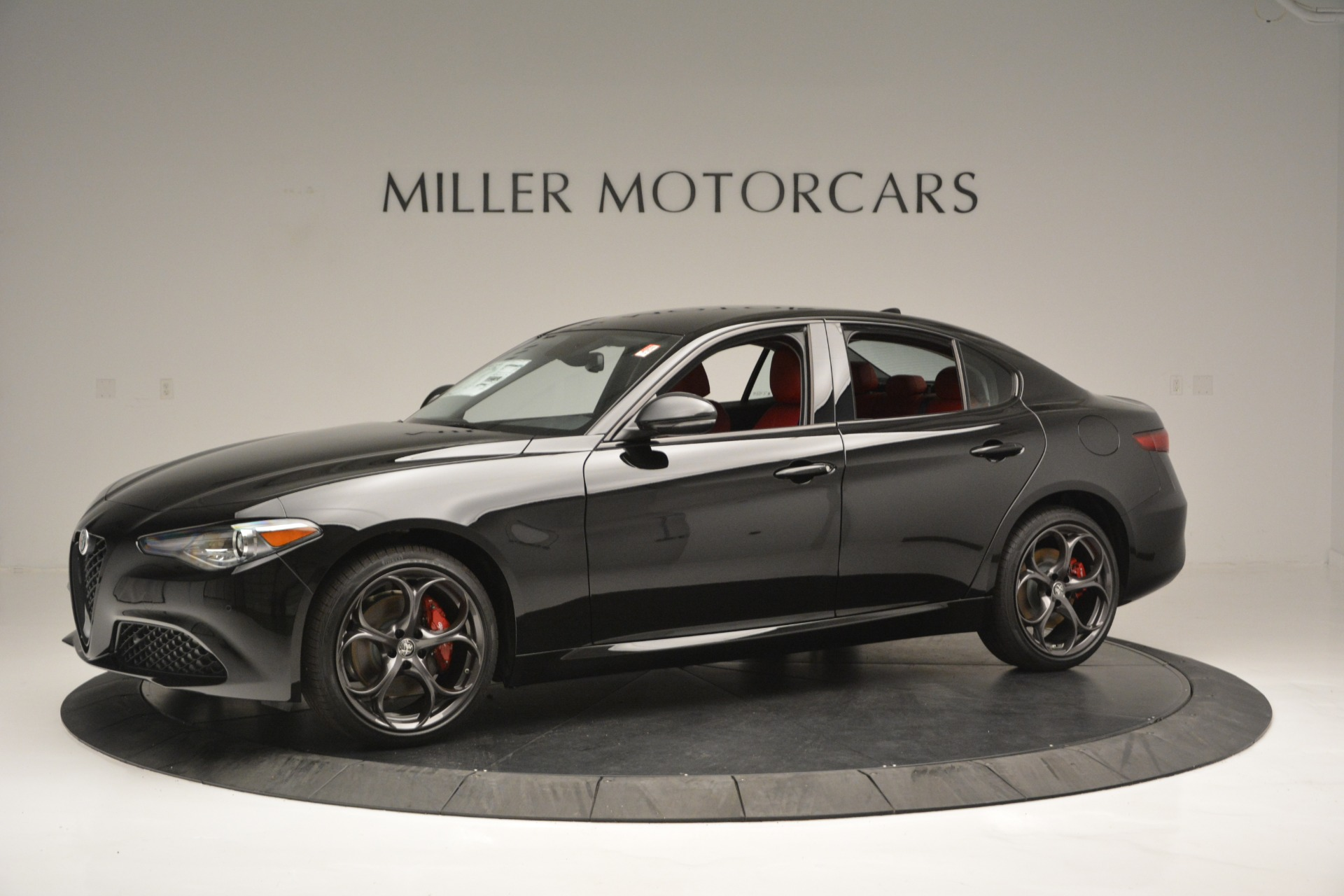 New 2019 Alfa Romeo Giulia Q4 For Sale In Westport, CT 2892_p2
