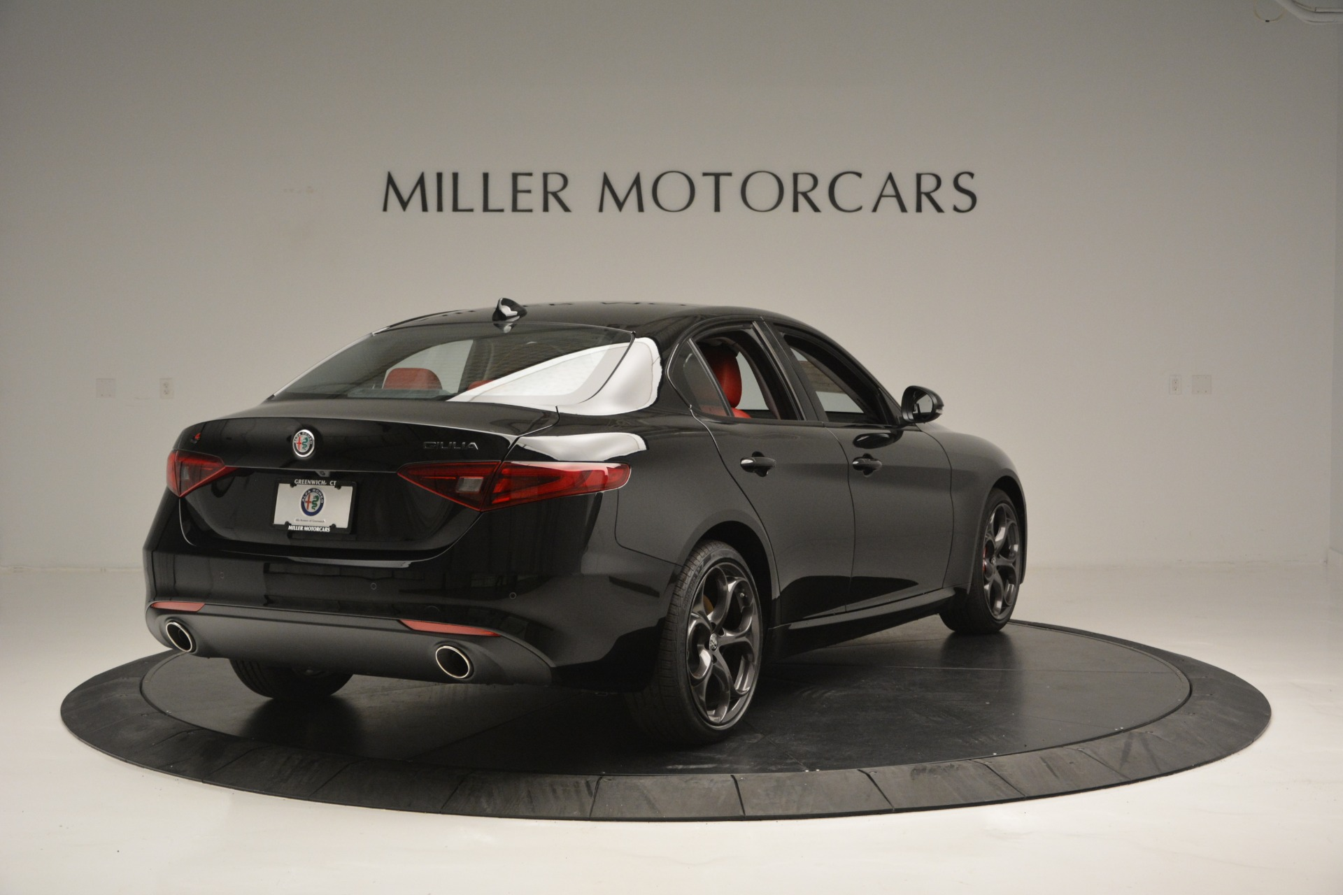 New 2019 Alfa Romeo Giulia Q4 For Sale In Westport, CT 2892_p7