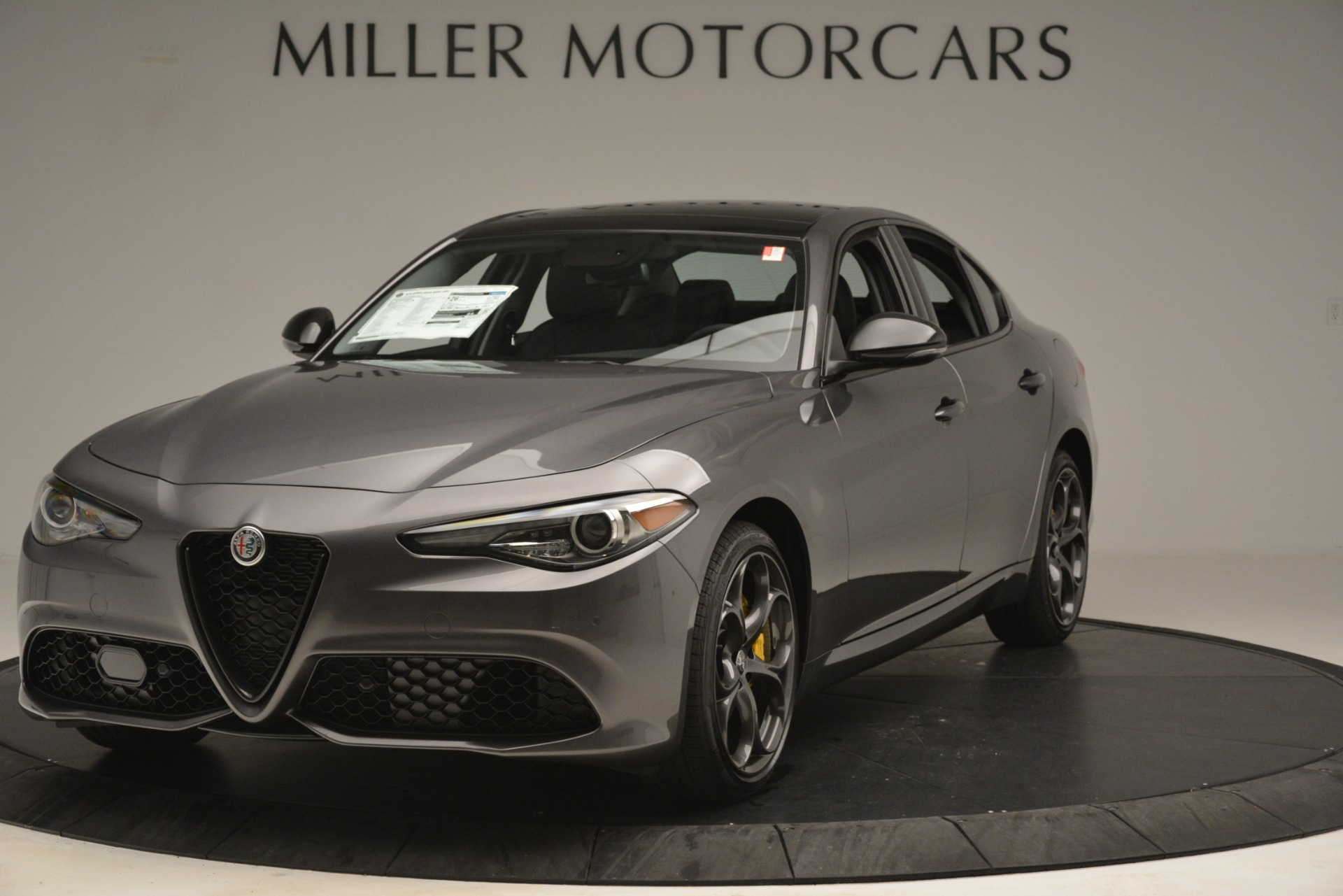 New 2019 Alfa Romeo Giulia Sport Q4 For Sale In Westport, CT