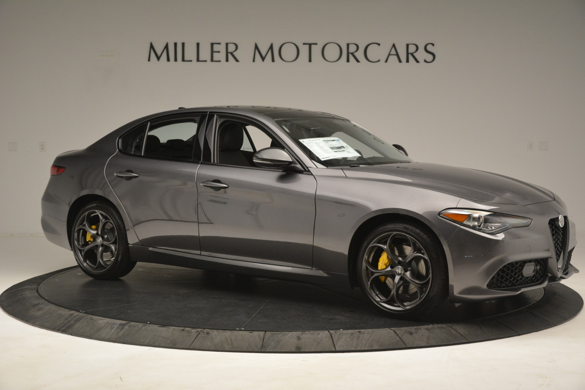 New 2019 Alfa Romeo Giulia Sport Q4 For Sale In Westport, CT 2893_p10