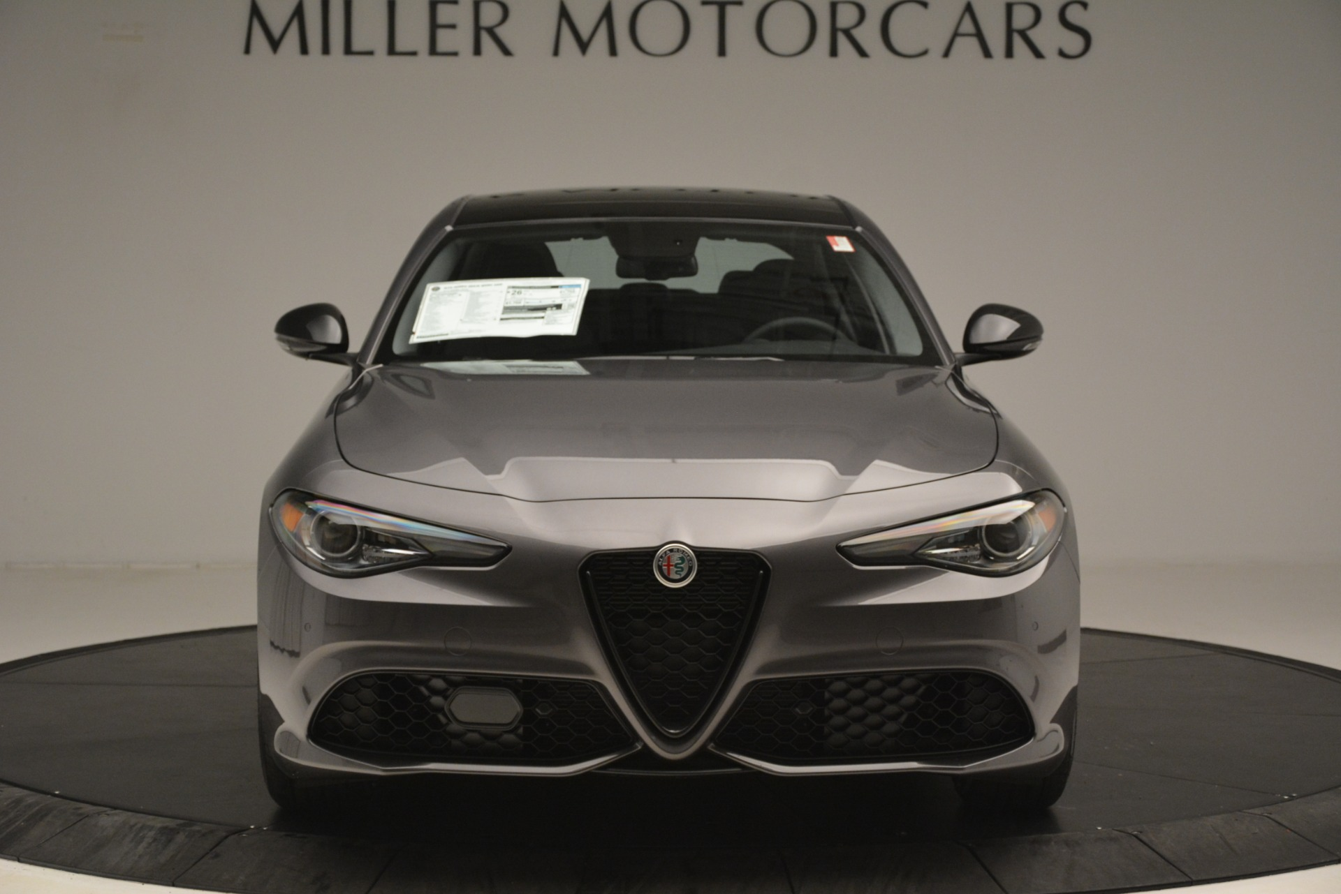 New 2019 Alfa Romeo Giulia Sport Q4 For Sale In Westport, CT 2893_p12