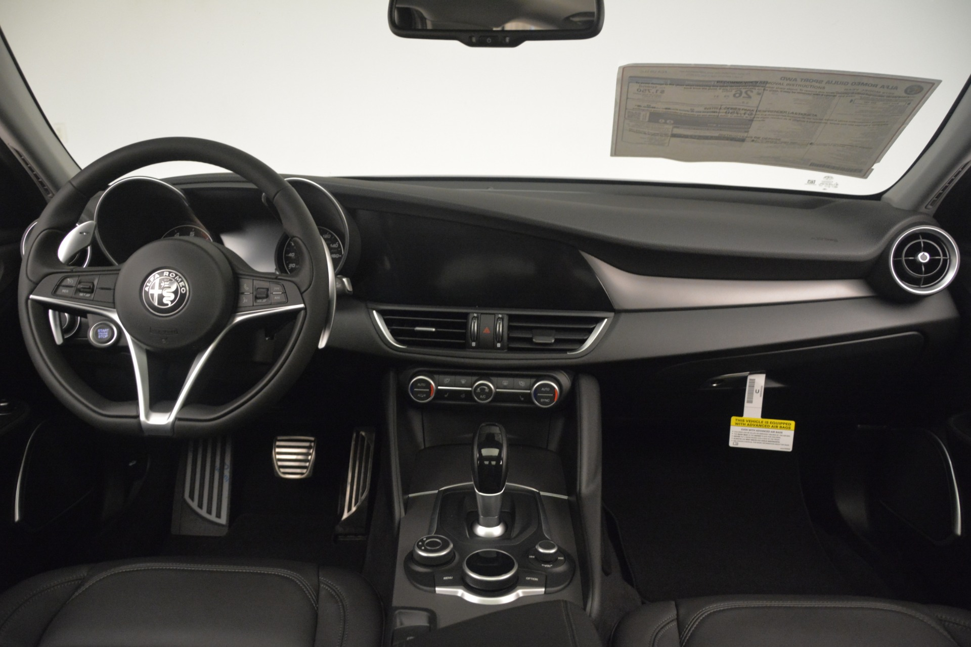 New 2019 Alfa Romeo Giulia Sport Q4 For Sale In Westport, CT 2893_p16