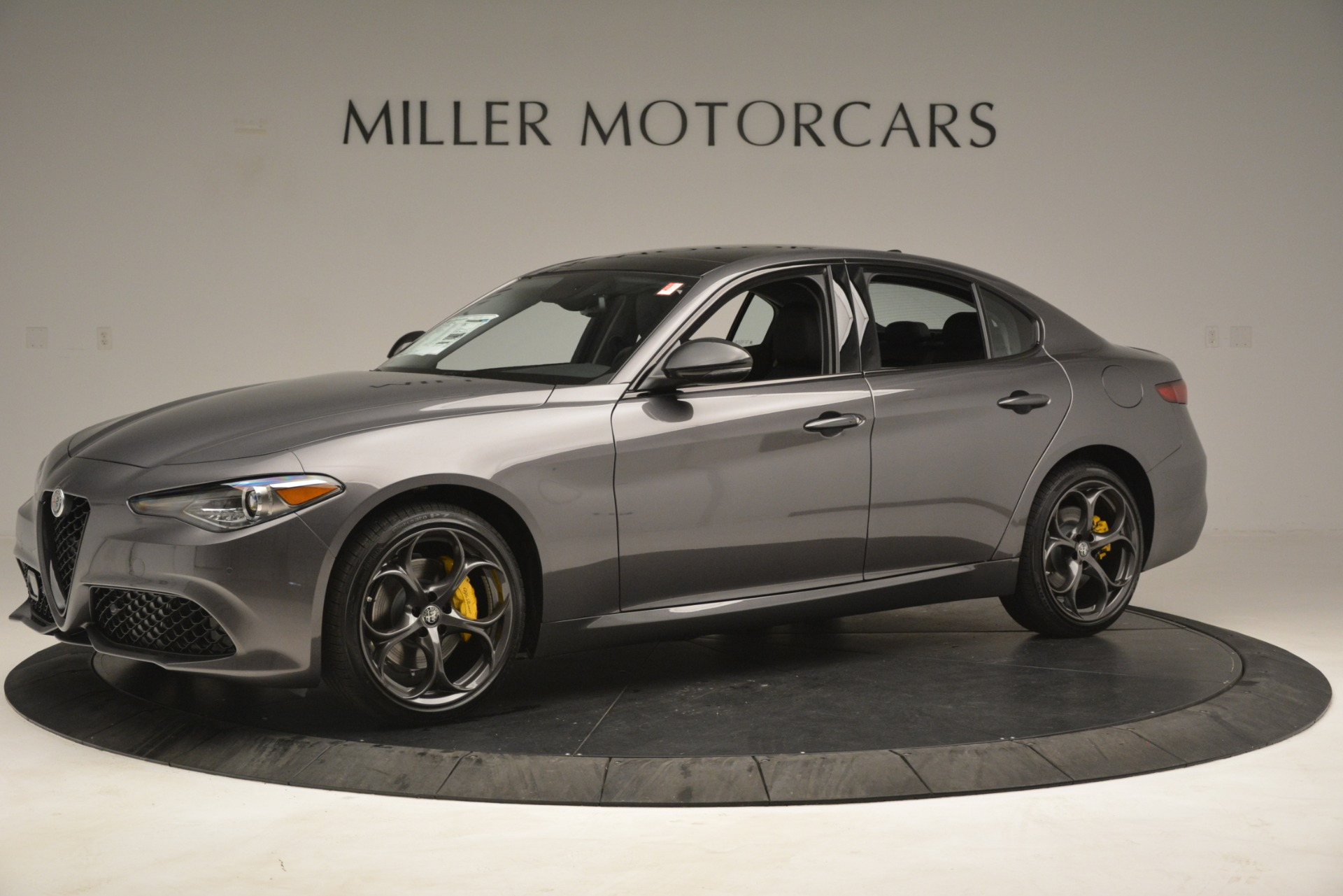 New 2019 Alfa Romeo Giulia Sport Q4 For Sale In Westport, CT 2893_p2