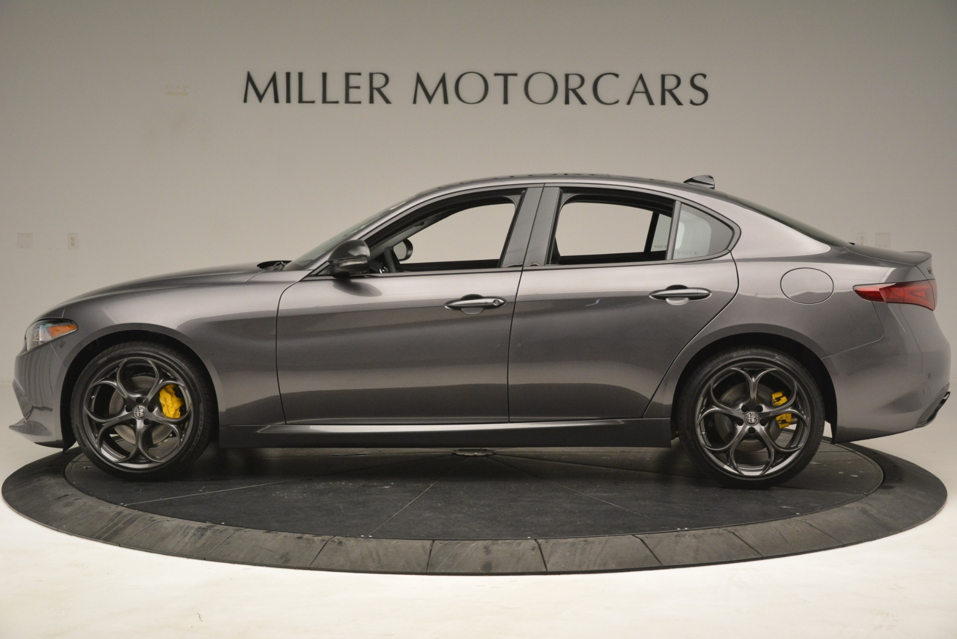 New 2019 Alfa Romeo Giulia Sport Q4 For Sale In Westport, CT 2893_p3
