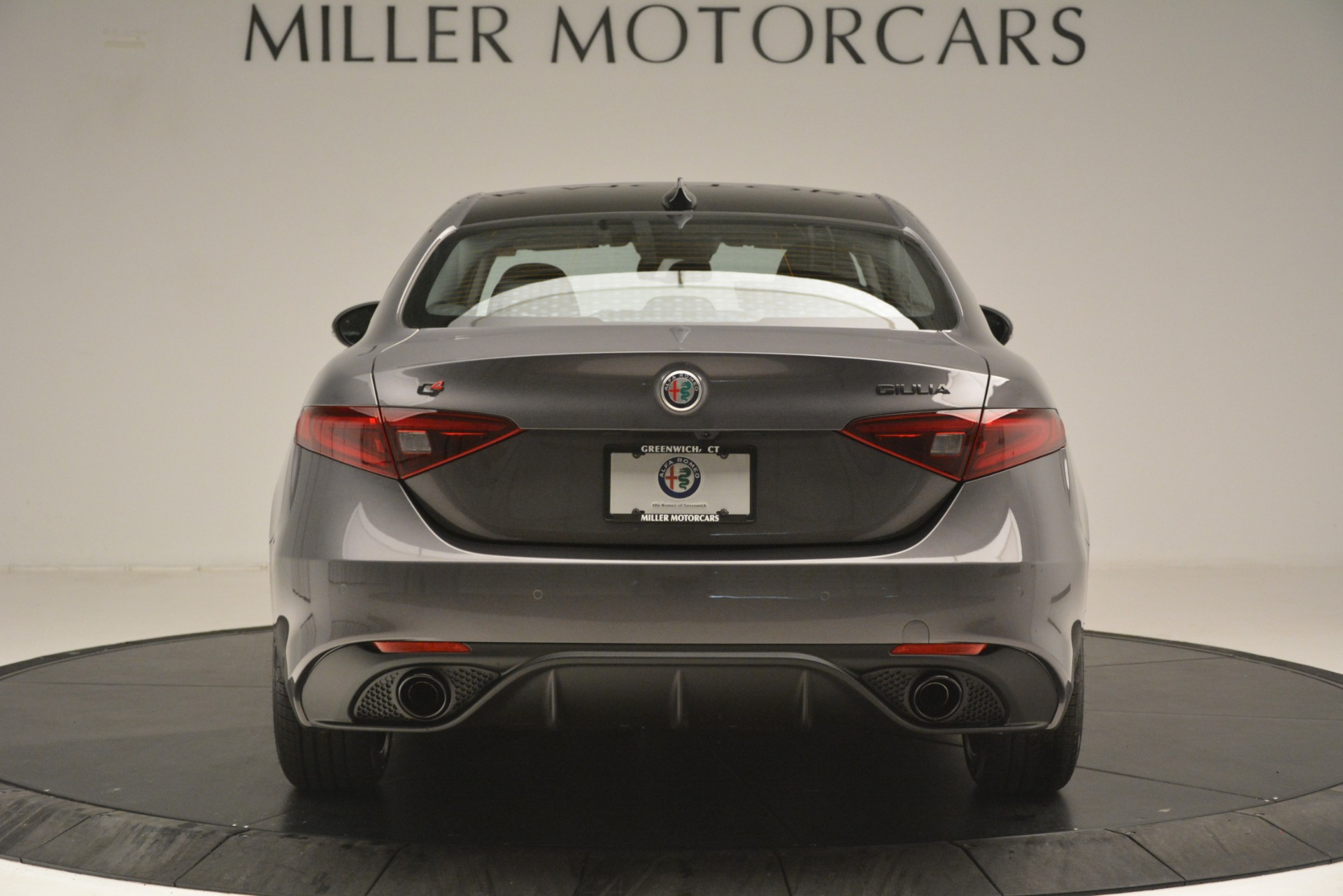 New 2019 Alfa Romeo Giulia Sport Q4 For Sale In Westport, CT 2893_p6