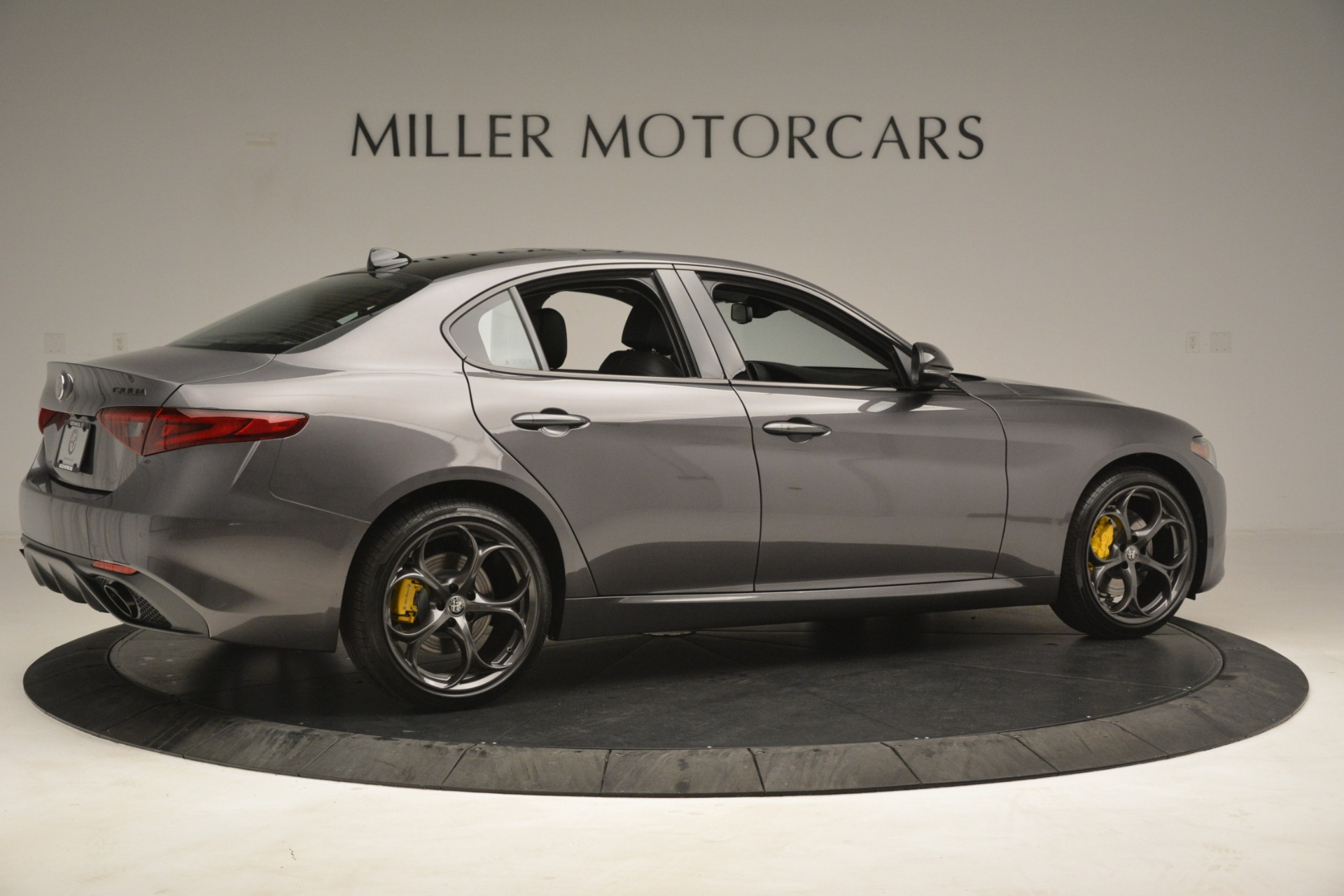 New 2019 Alfa Romeo Giulia Sport Q4 For Sale In Westport, CT 2893_p8