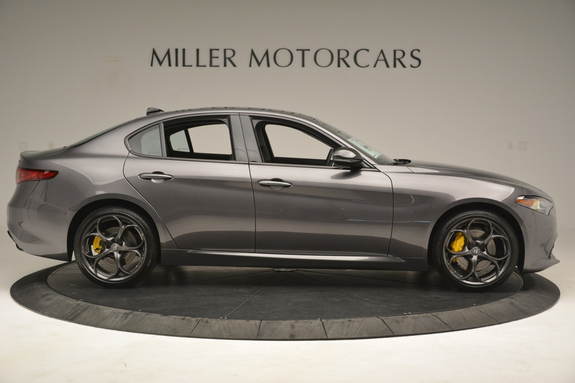 New 2019 Alfa Romeo Giulia Sport Q4 For Sale In Westport, CT 2893_p9