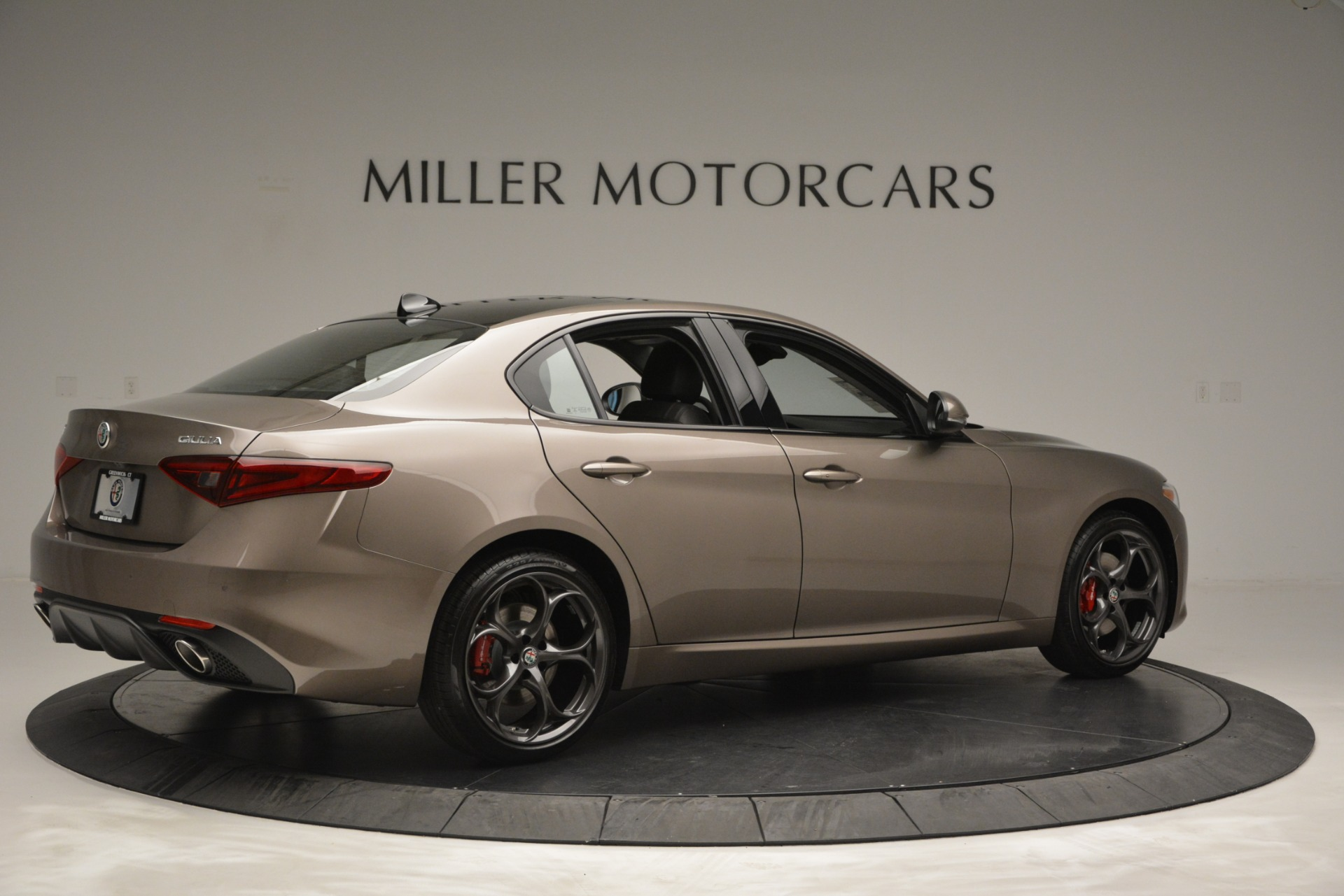 New 2019 Alfa Romeo Giulia Ti Sport Q4 For Sale In Westport, CT 2894_p10