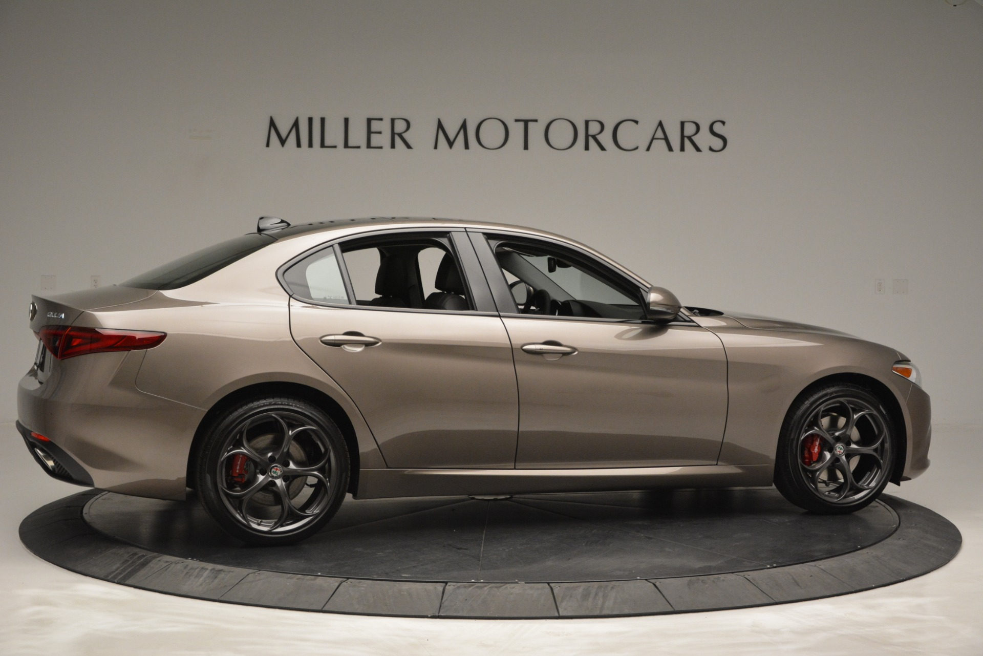New 2019 Alfa Romeo Giulia Ti Sport Q4 For Sale In Westport, CT 2894_p11