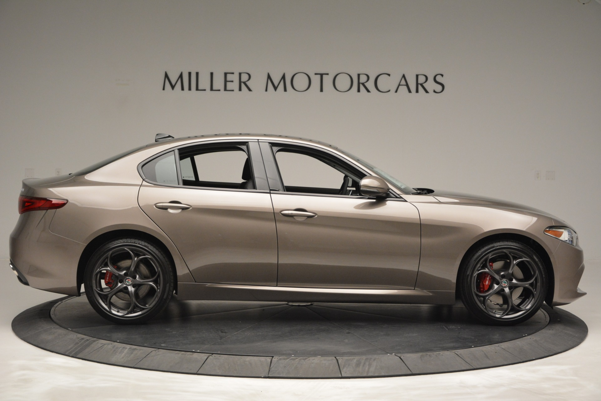 New 2019 Alfa Romeo Giulia Ti Sport Q4 For Sale In Westport, CT 2894_p12