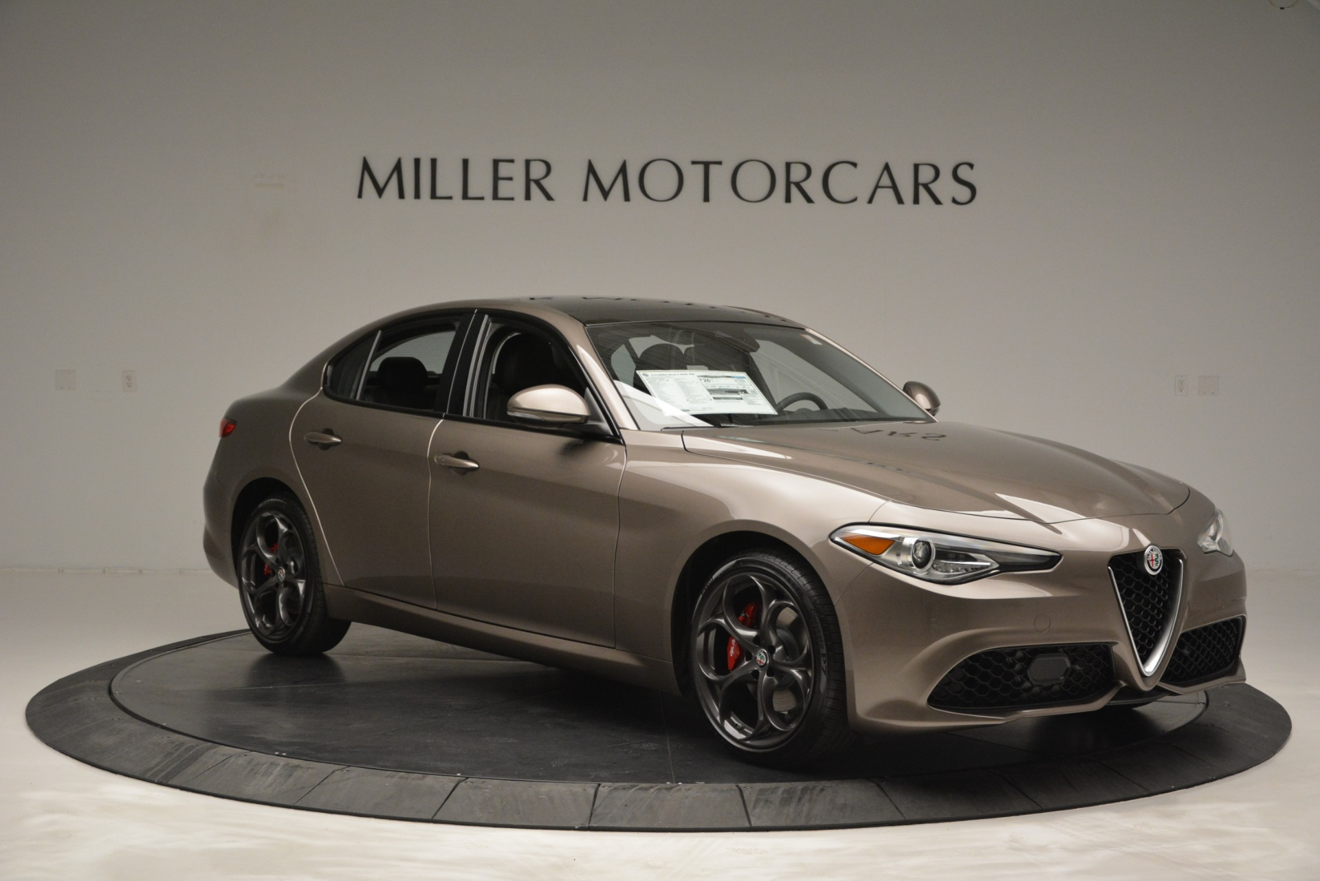 New 2019 Alfa Romeo Giulia Ti Sport Q4 For Sale In Westport, CT 2894_p14