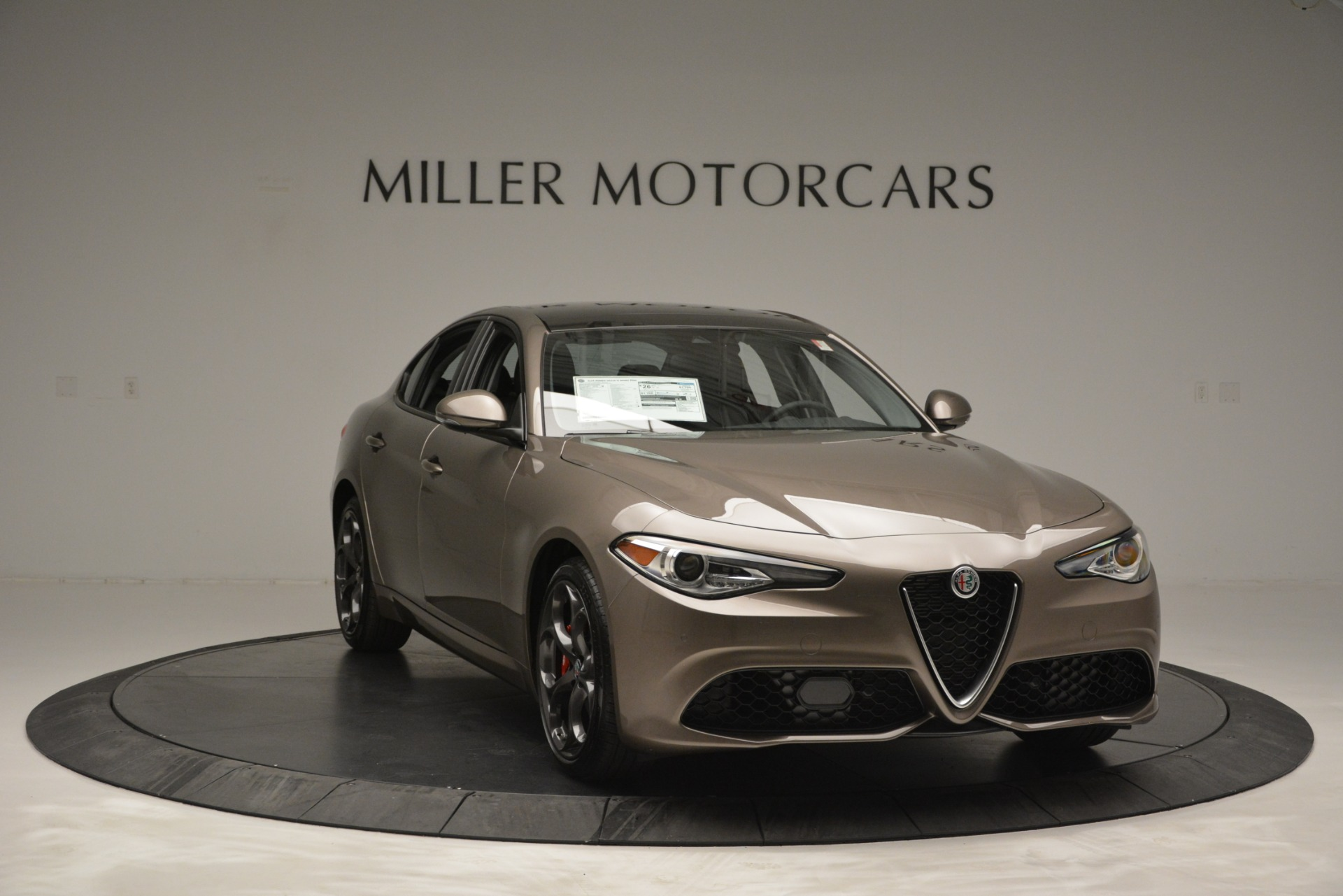 New 2019 Alfa Romeo Giulia Ti Sport Q4 For Sale In Westport, CT 2894_p15