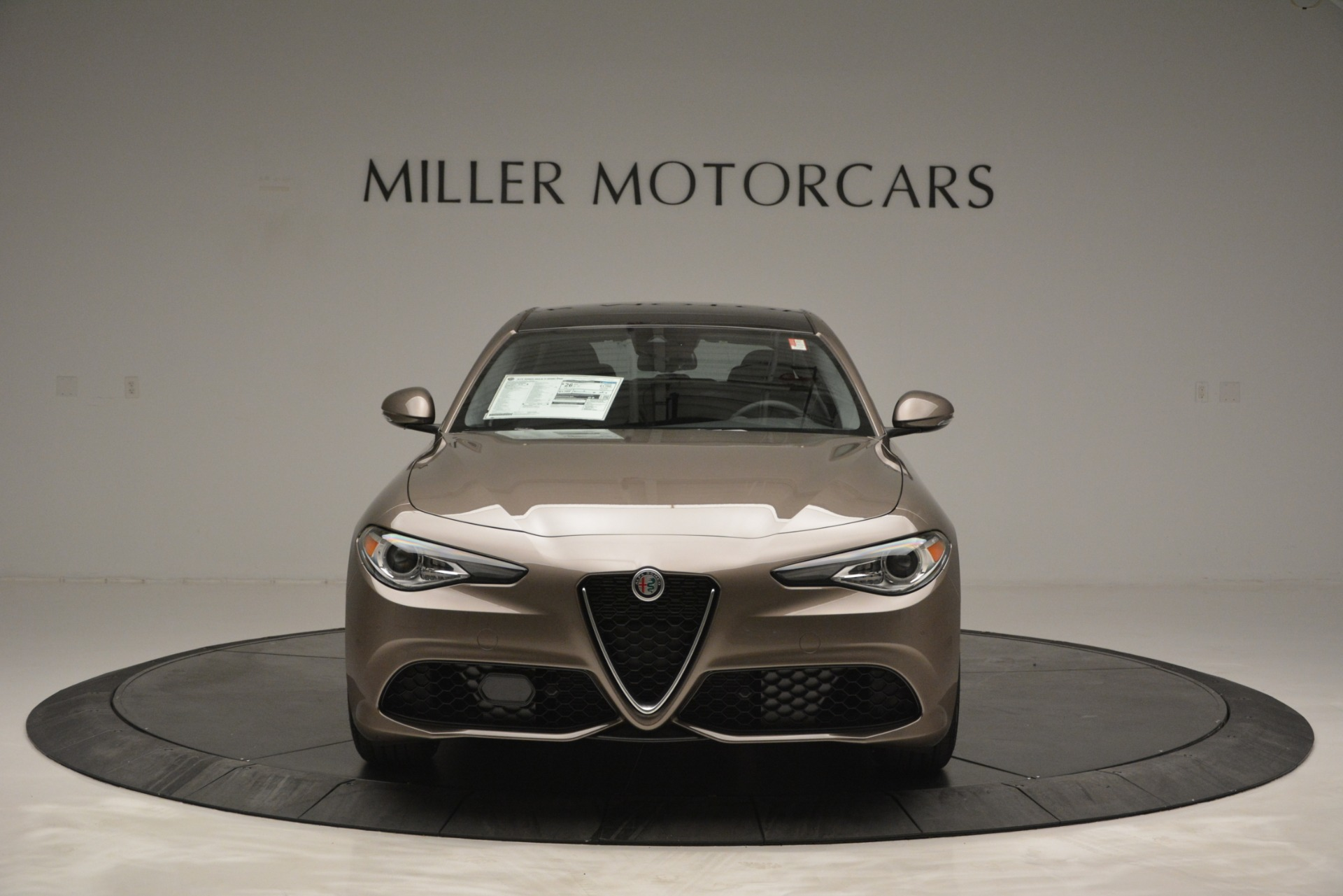 New 2019 Alfa Romeo Giulia Ti Sport Q4 For Sale In Westport, CT 2894_p16