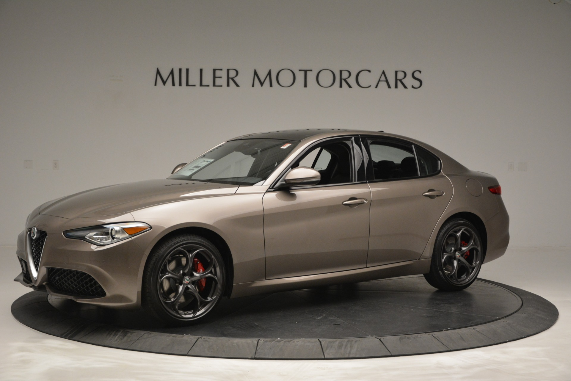 New 2019 Alfa Romeo Giulia Ti Sport Q4 For Sale In Westport, CT 2894_p2