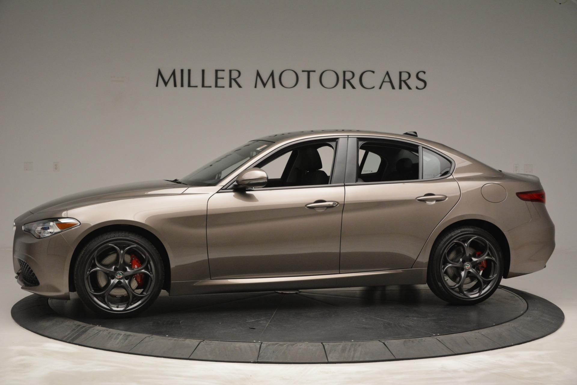 New 2019 Alfa Romeo Giulia Ti Sport Q4 For Sale In Westport, CT 2894_p3