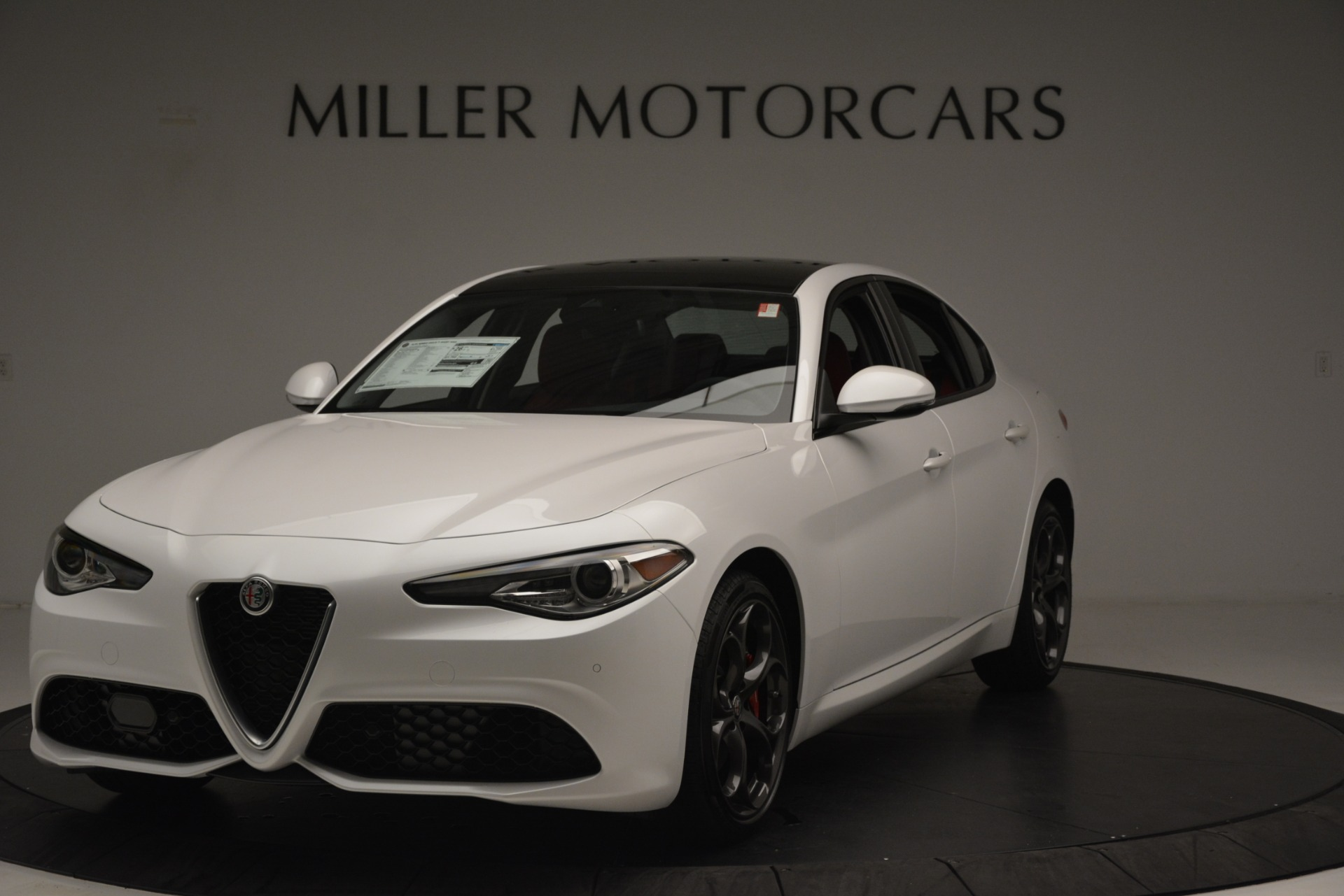 2019 alfa romeo giulia ti sport q4 stock # l567 for sale near