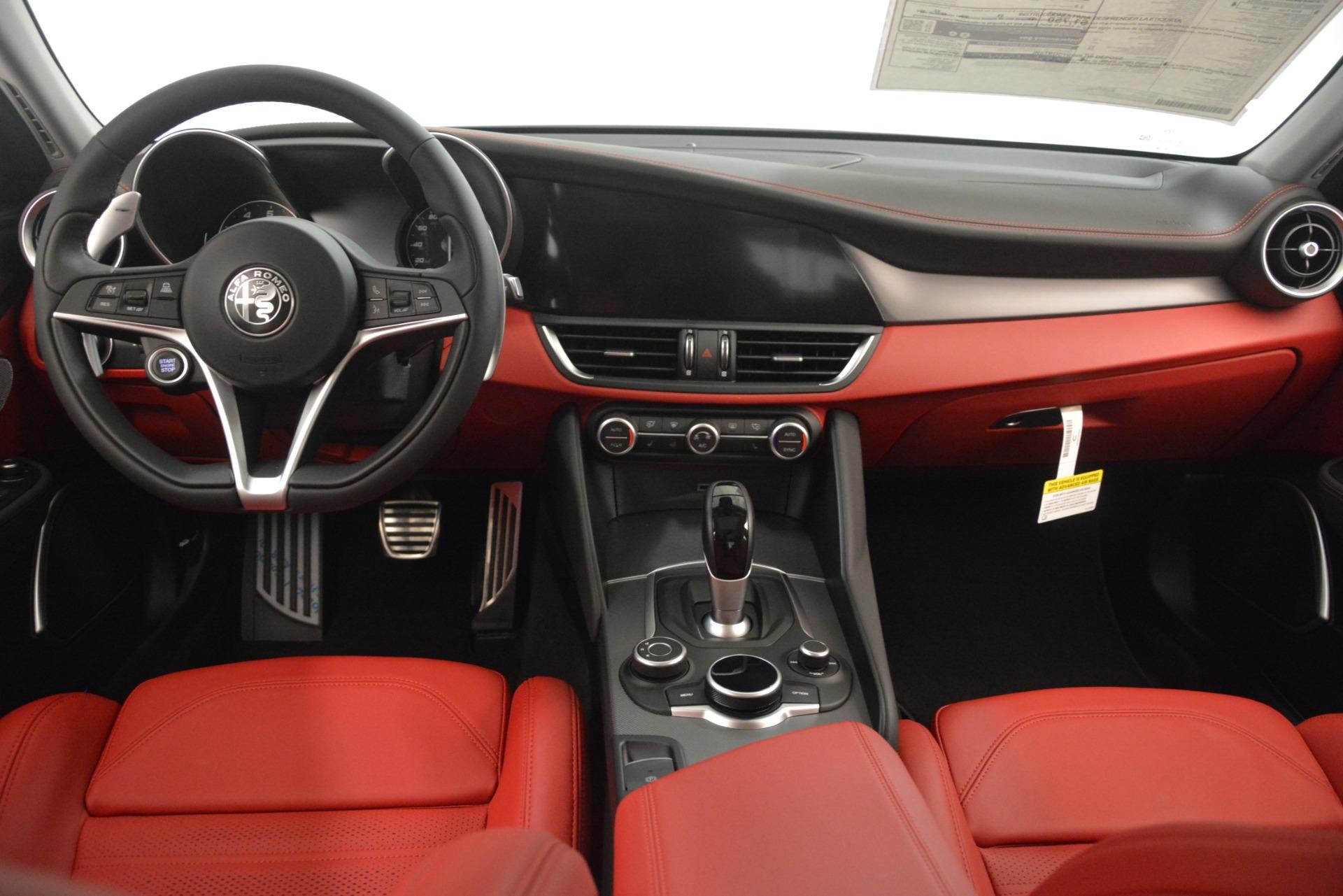 New 2019 Alfa Romeo Giulia Ti Sport Q4 For Sale In Westport, CT 2896_p16