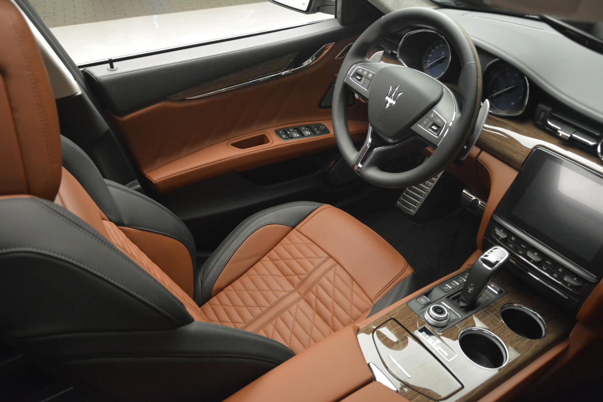 New 2019 Maserati Quattroporte S Q4 GranLusso Edizione Nobile For Sale In Westport, CT 2898_p26