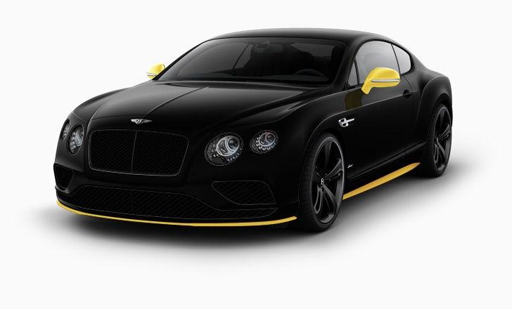 New 2017 Bentley Continental GT Speed Black Edition For Sale In Westport, CT 29_main